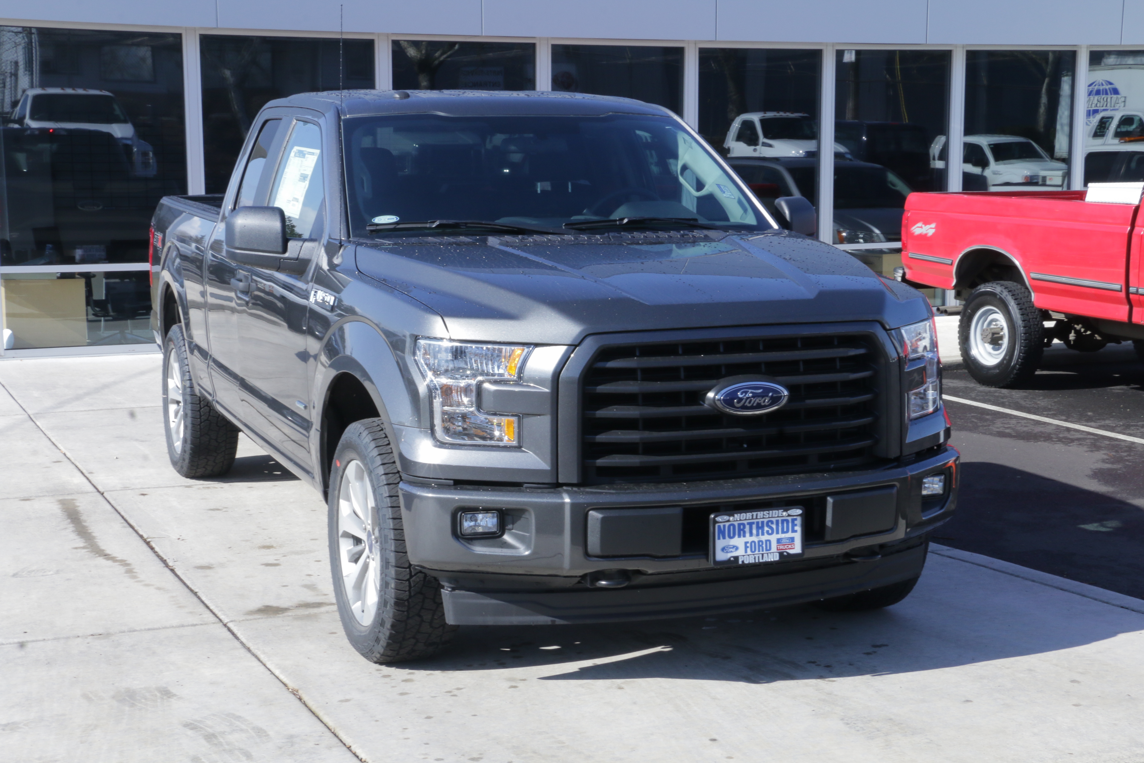 2017 F-150 Super Cab 4x4, Pickup #73281 - photo 3