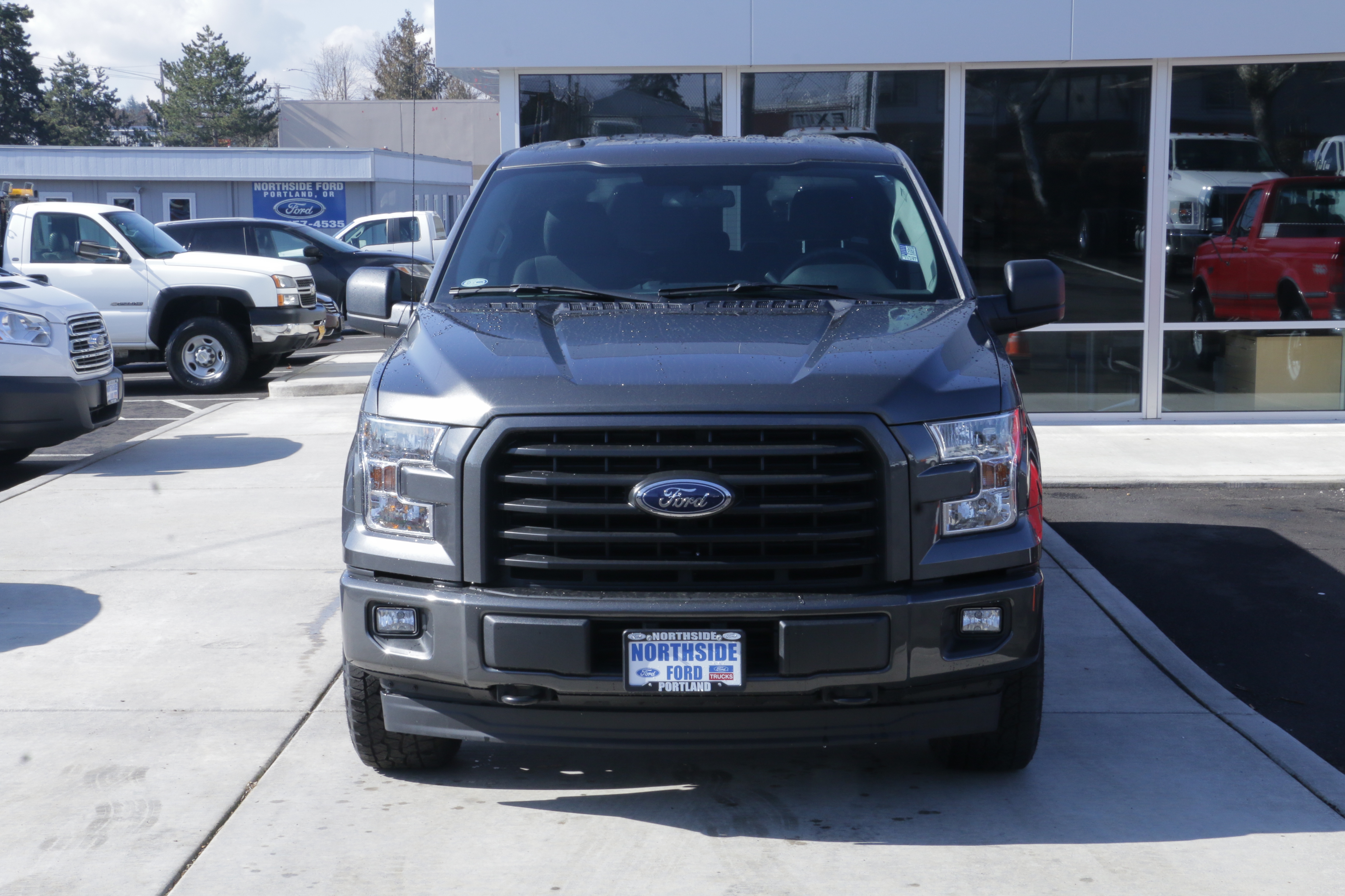 2017 F-150 Super Cab 4x4, Pickup #73281 - photo 4