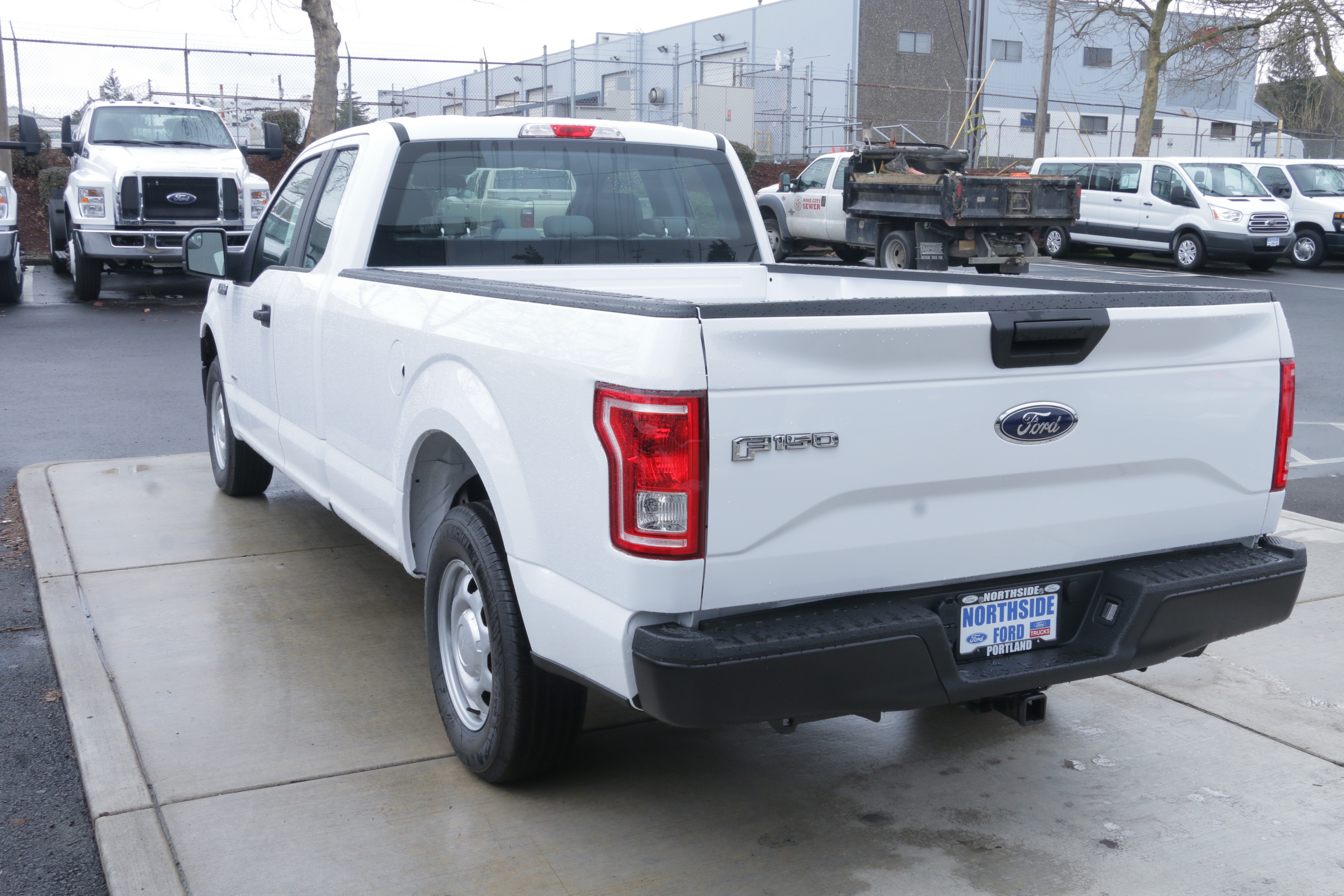 2017 F-150 Super Cab 4x4, Pickup #73284 - photo 2