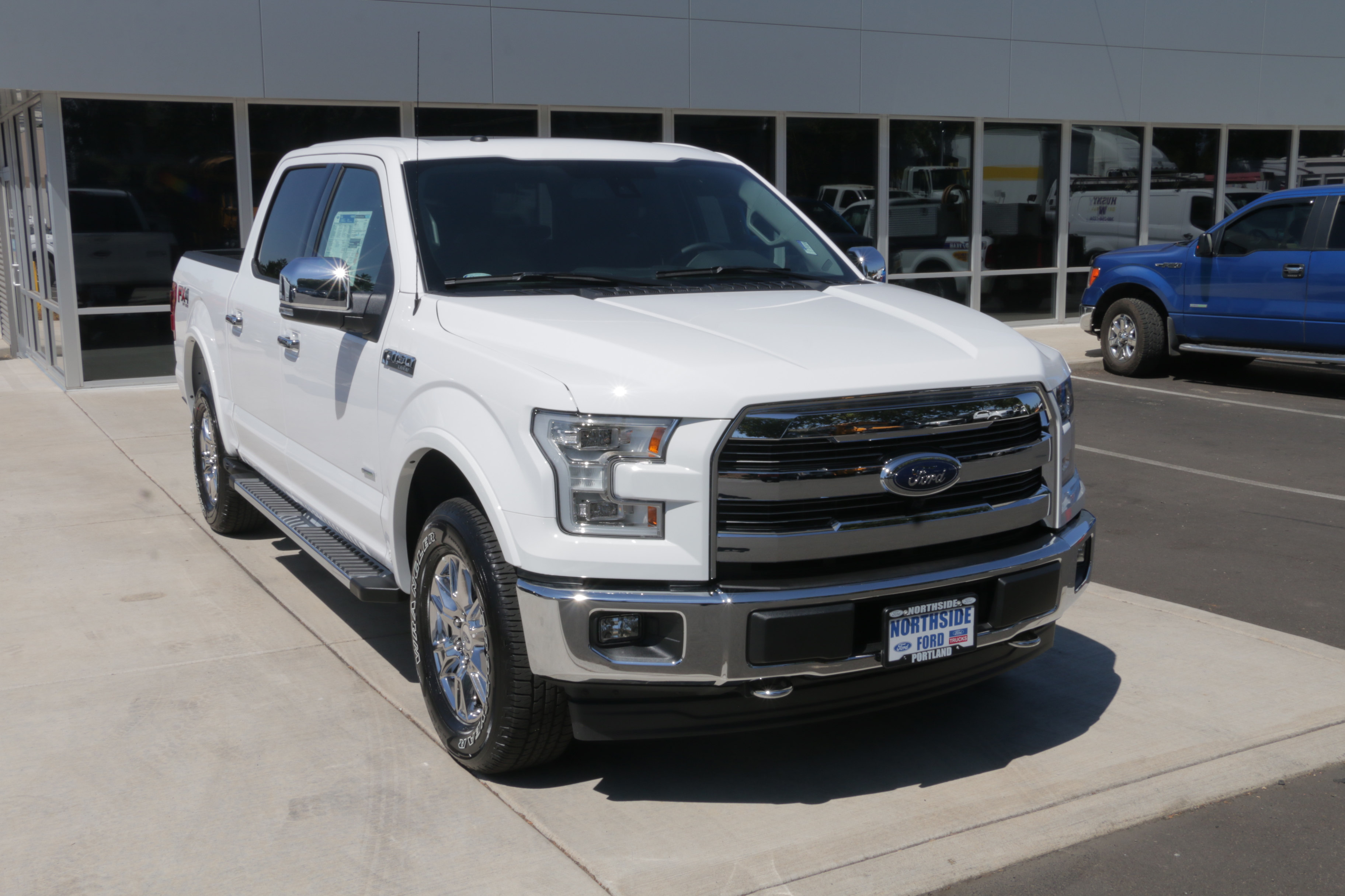 2017 F-150 Crew Cab 4x4 Pickup #73361 - photo 3