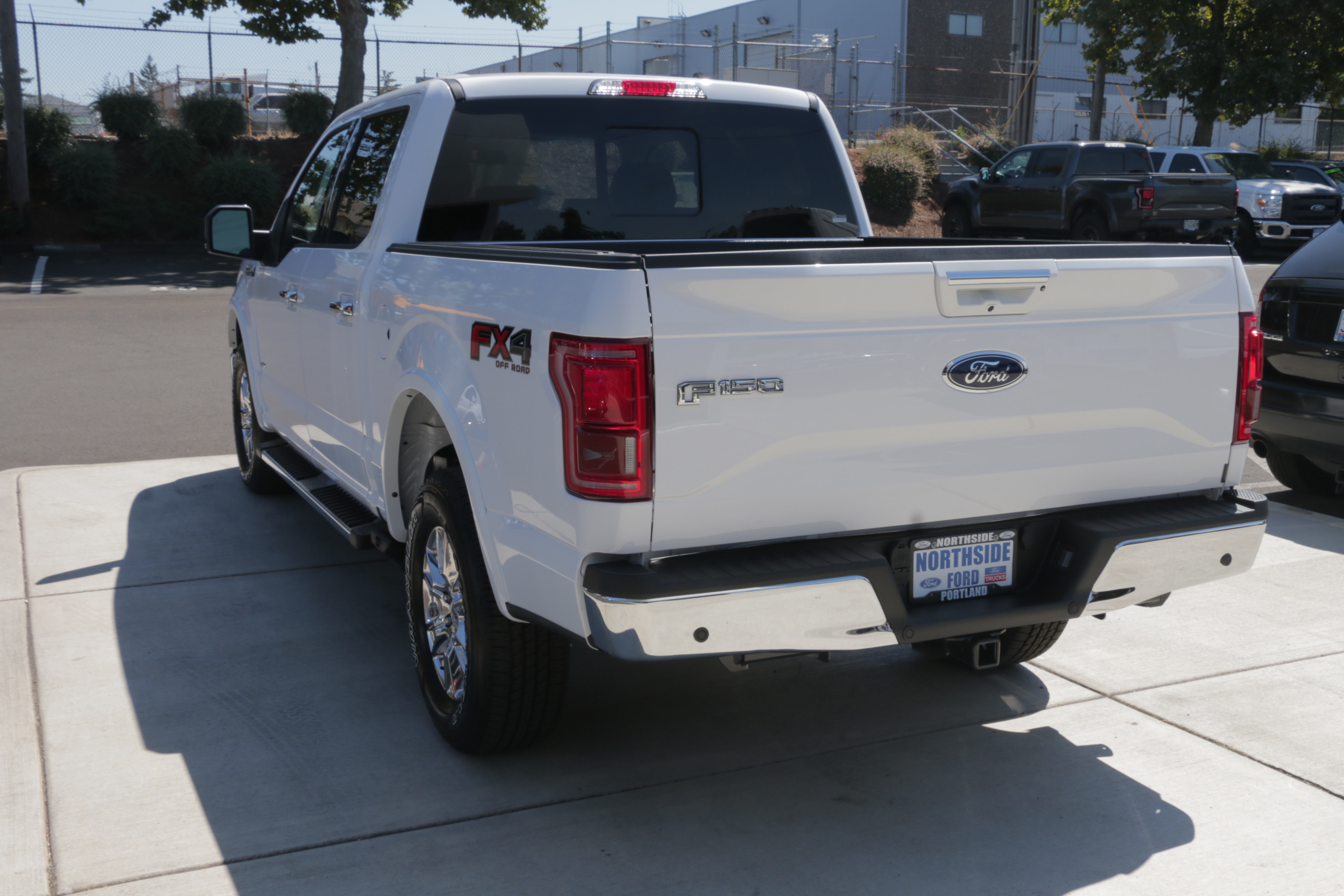 2017 F-150 Crew Cab 4x4 Pickup #73361 - photo 2