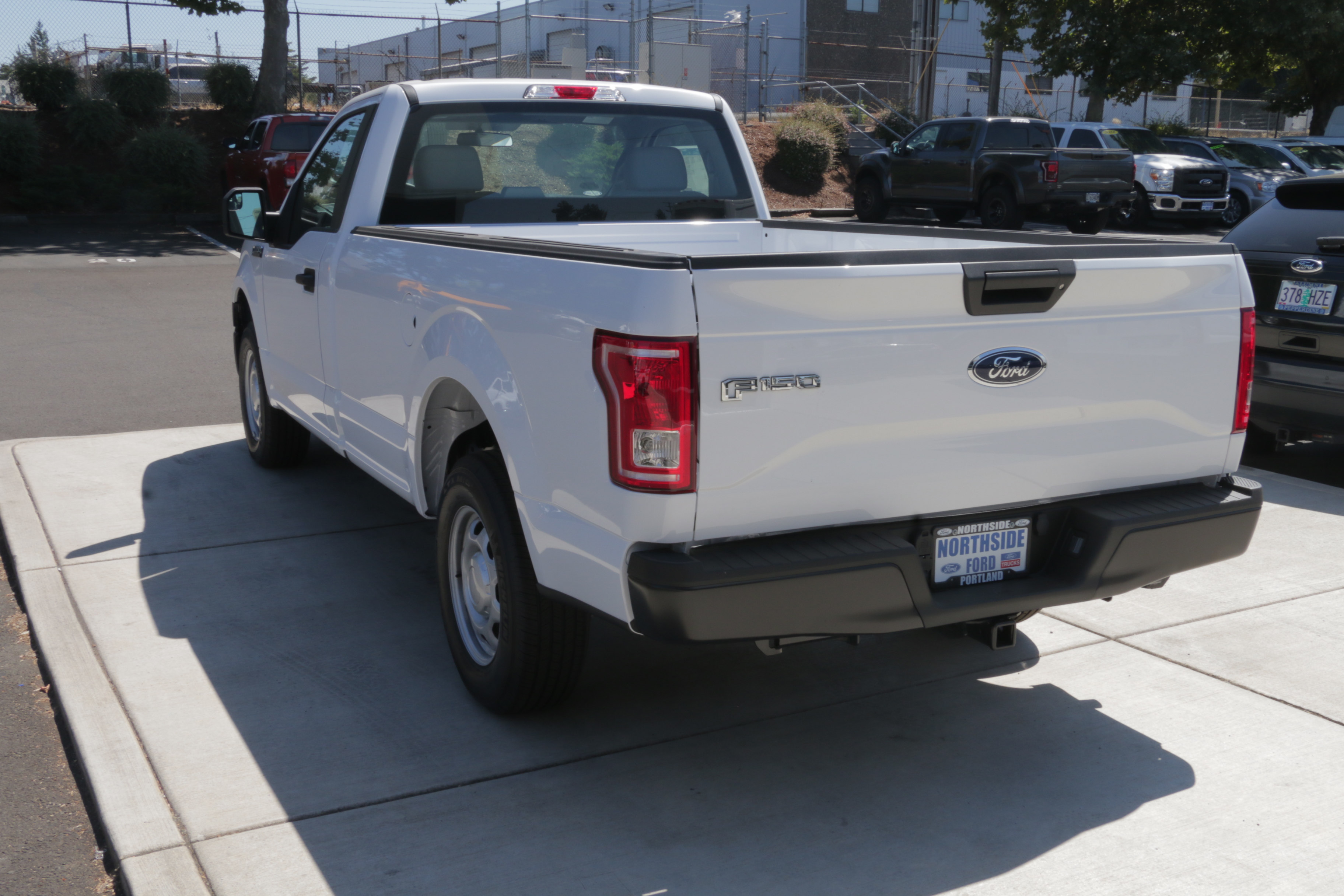 2017 F-150 Regular Cab, Pickup #73392 - photo 2