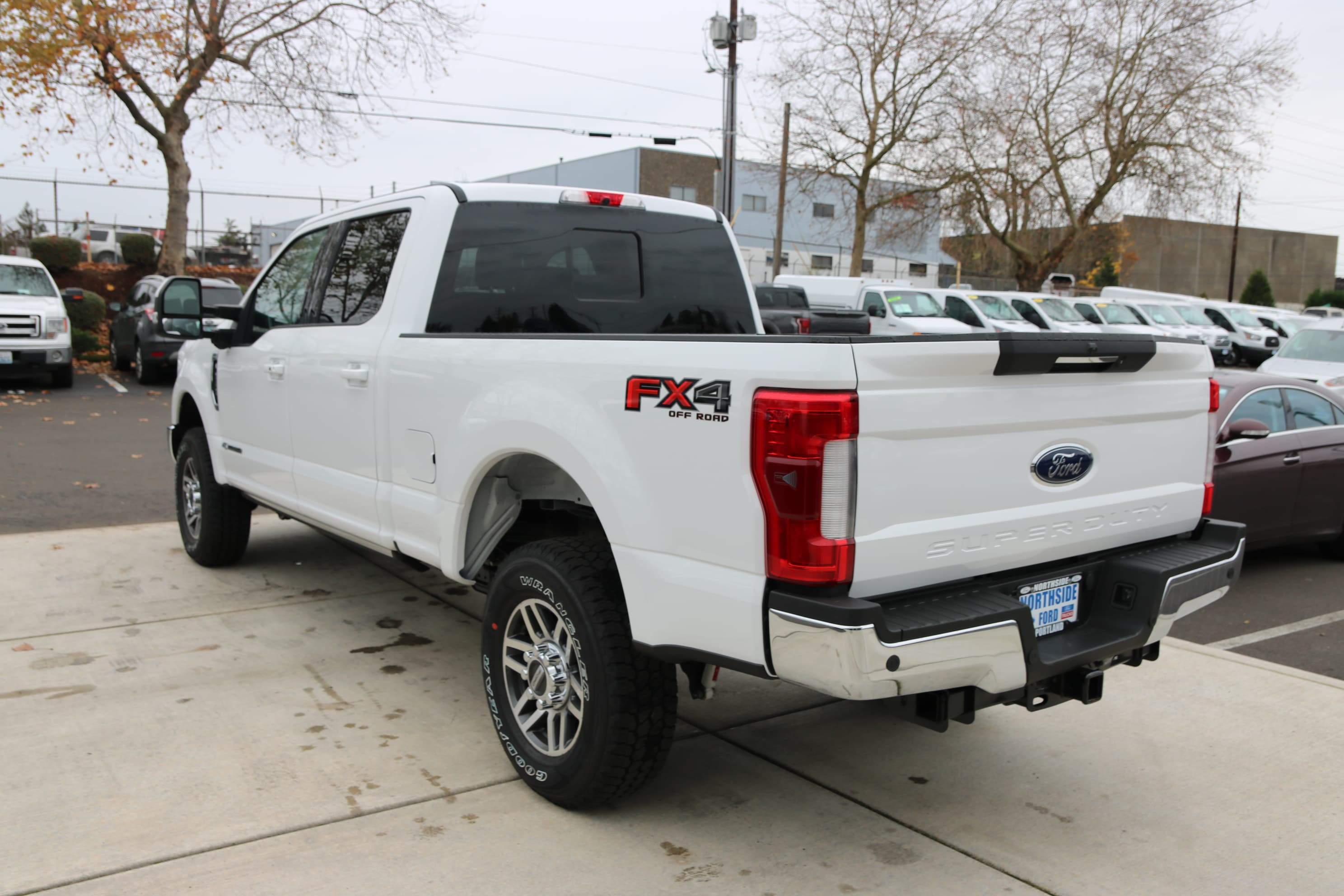 2017 F-250 Crew Cab 4x4 Pickup #73423 - photo 2