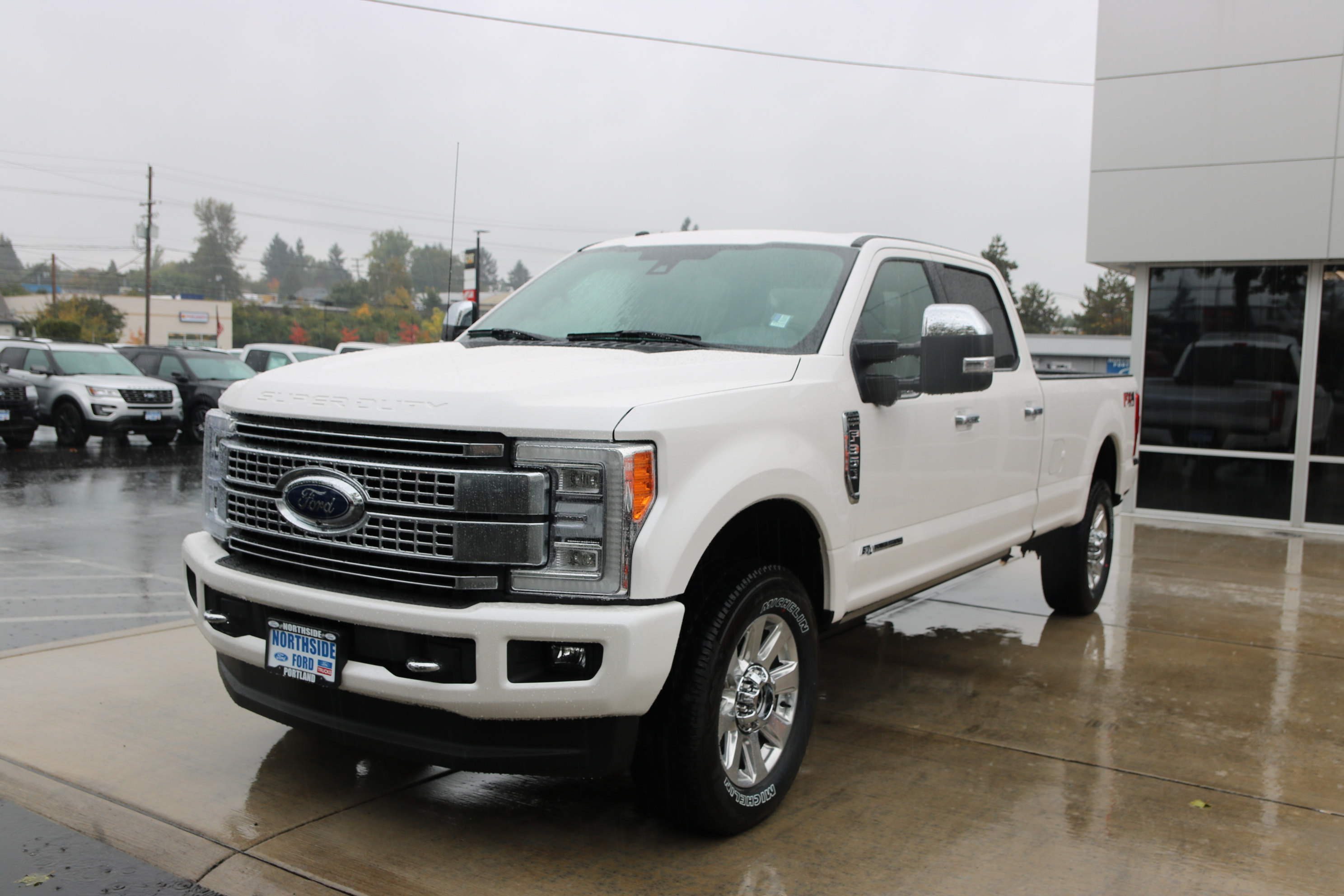 2017 F-350 Crew Cab 4x4 Pickup #73438 - photo 4
