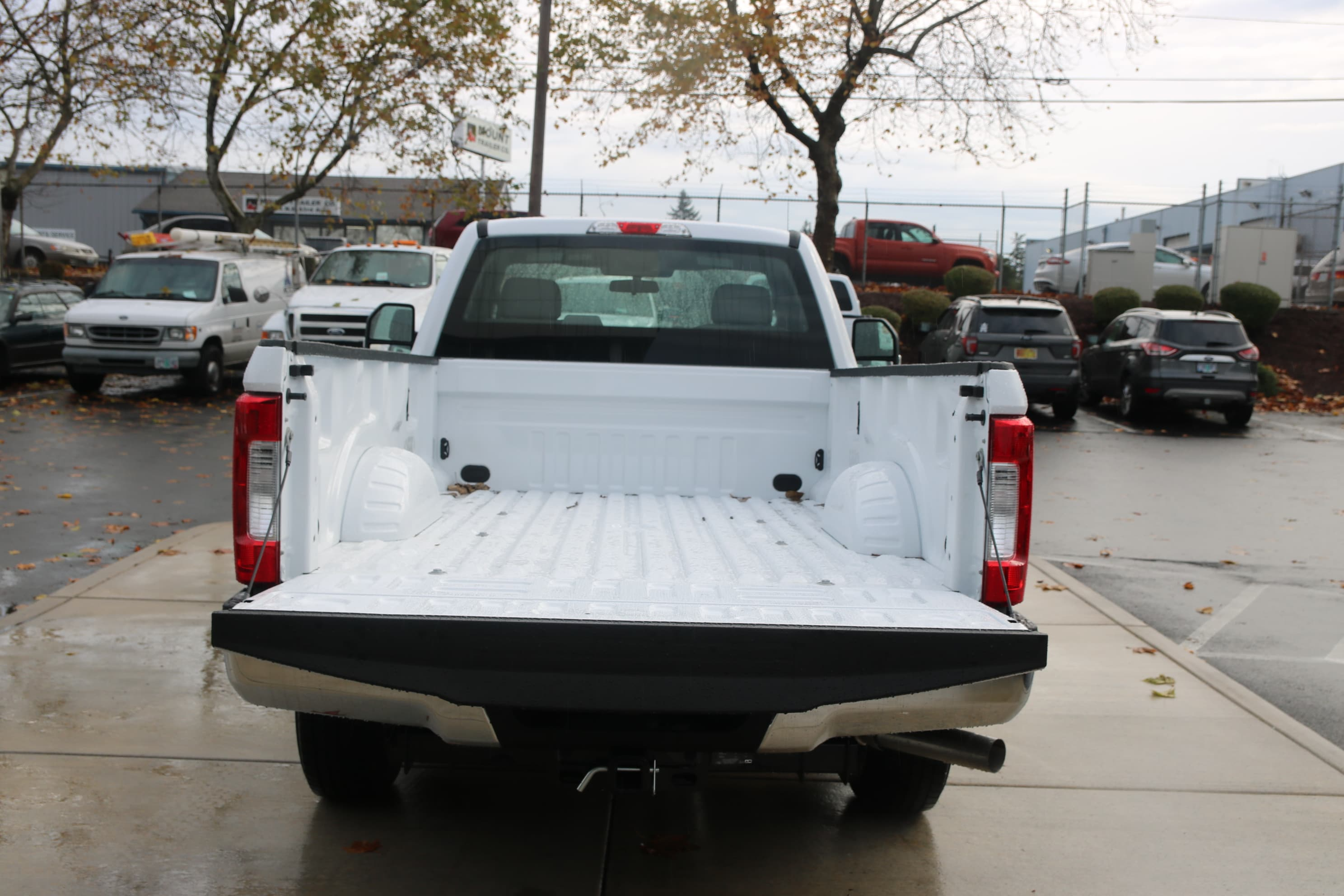 2017 F-350 Regular Cab Pickup #73460 - photo 7