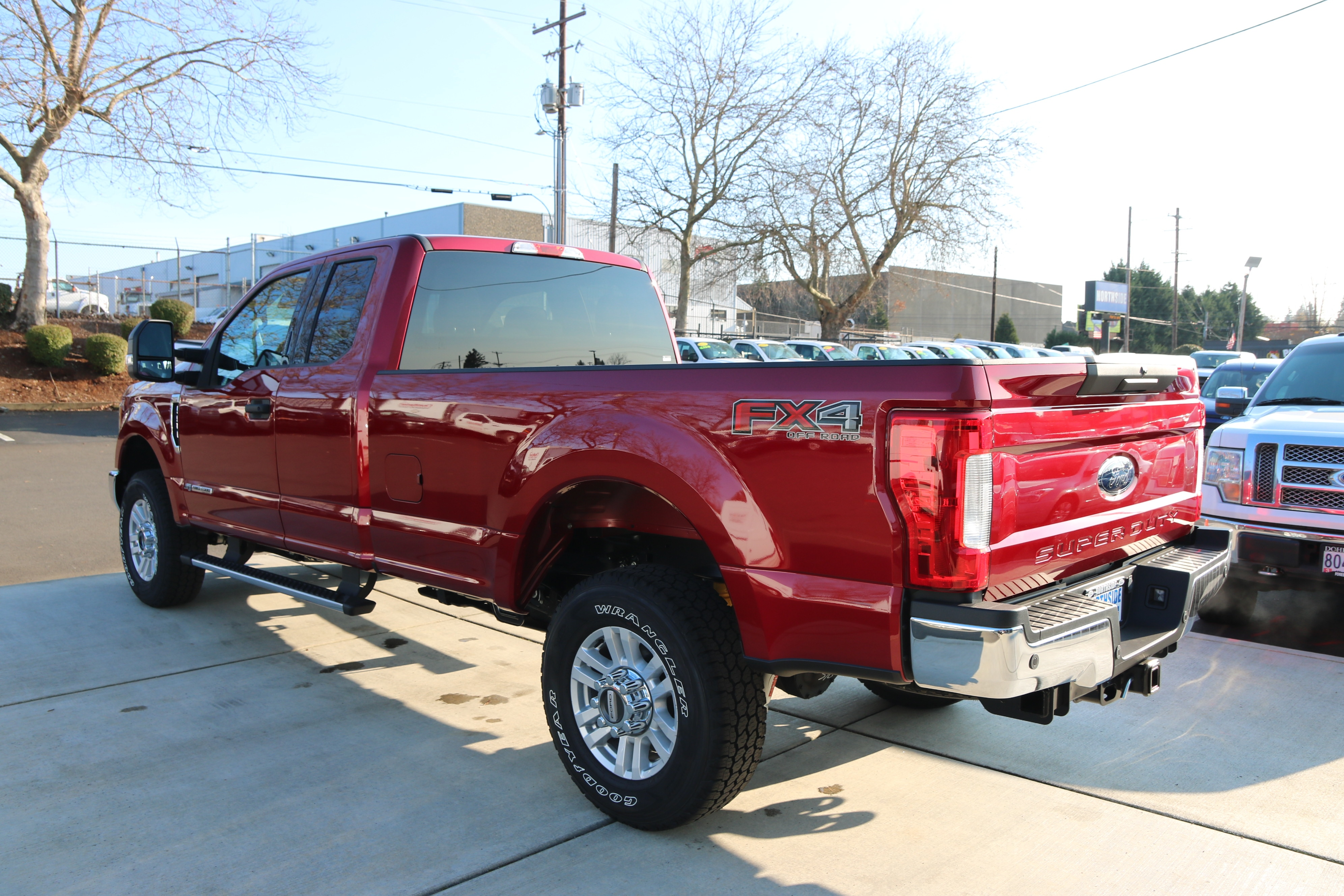 2017 F-250 Super Cab 4x4 Pickup #73576 - photo 2