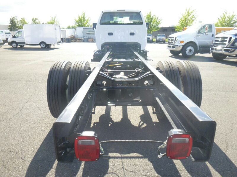2015 F-750 Super Cab DRW, Cab Chassis #7997 - photo 5