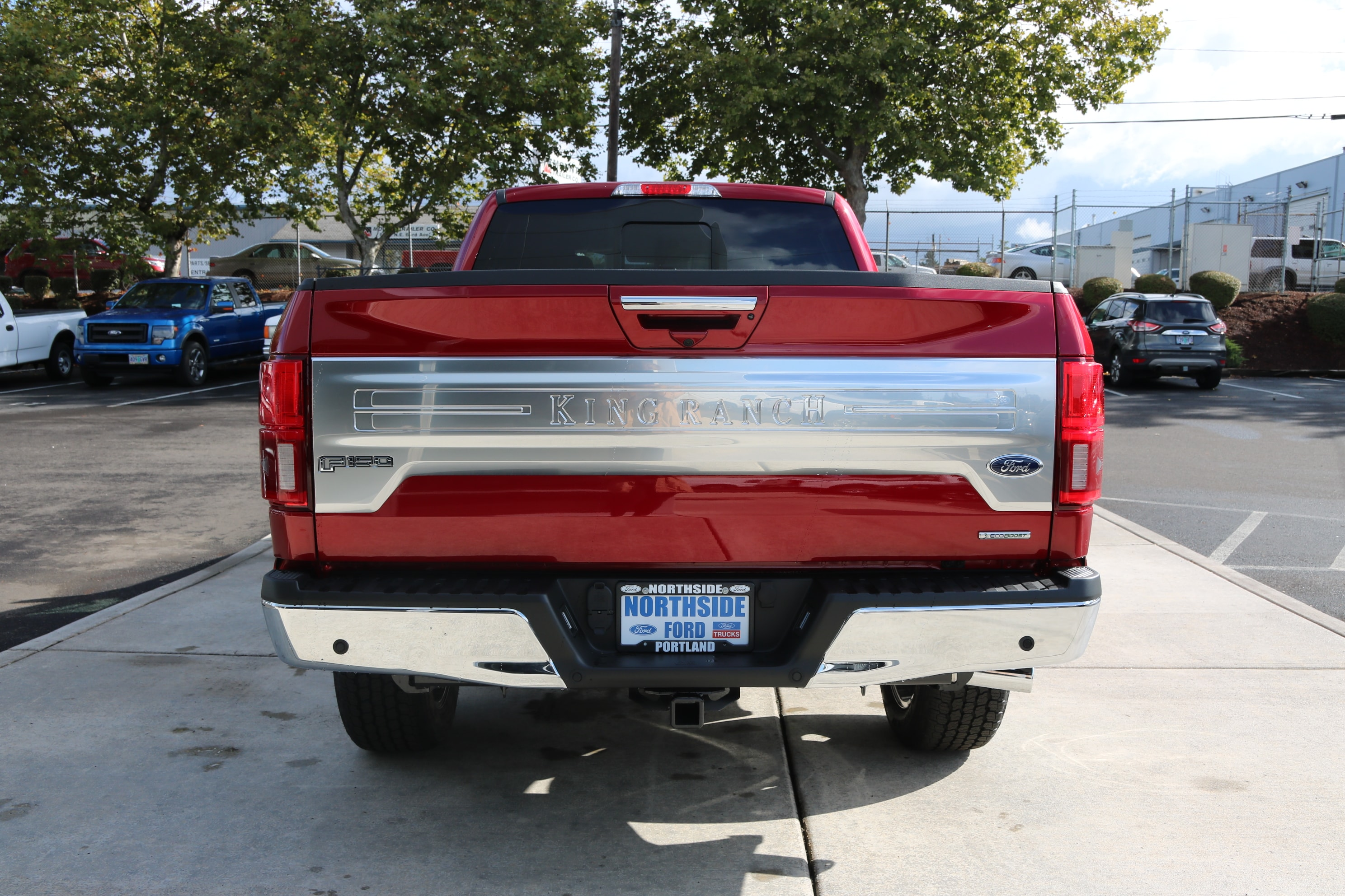 2018 F-150 Crew Cab 4x4 Pickup #83396 - photo 6