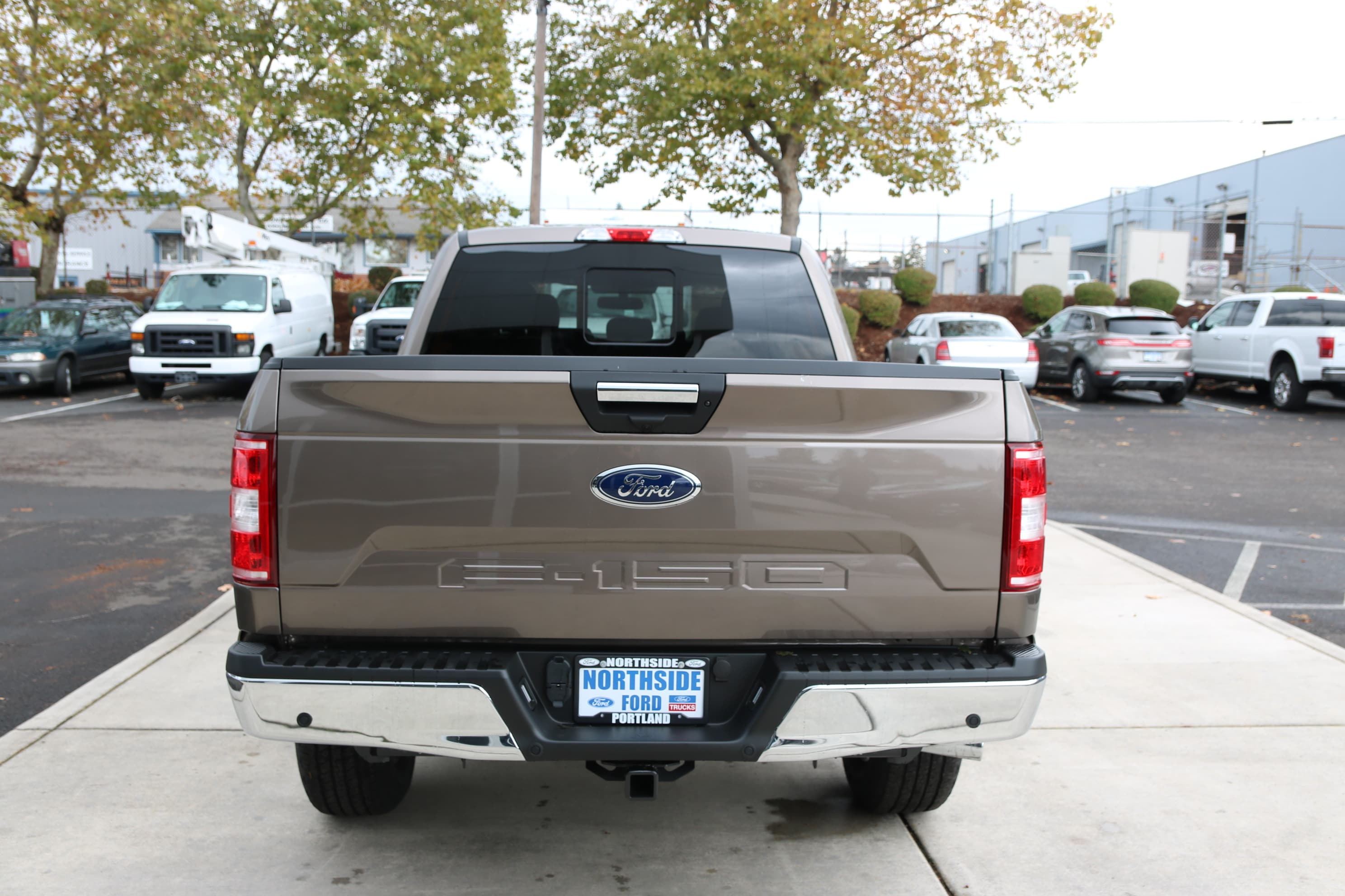 2018 F-150 Crew Cab 4x4 Pickup #83442 - photo 6