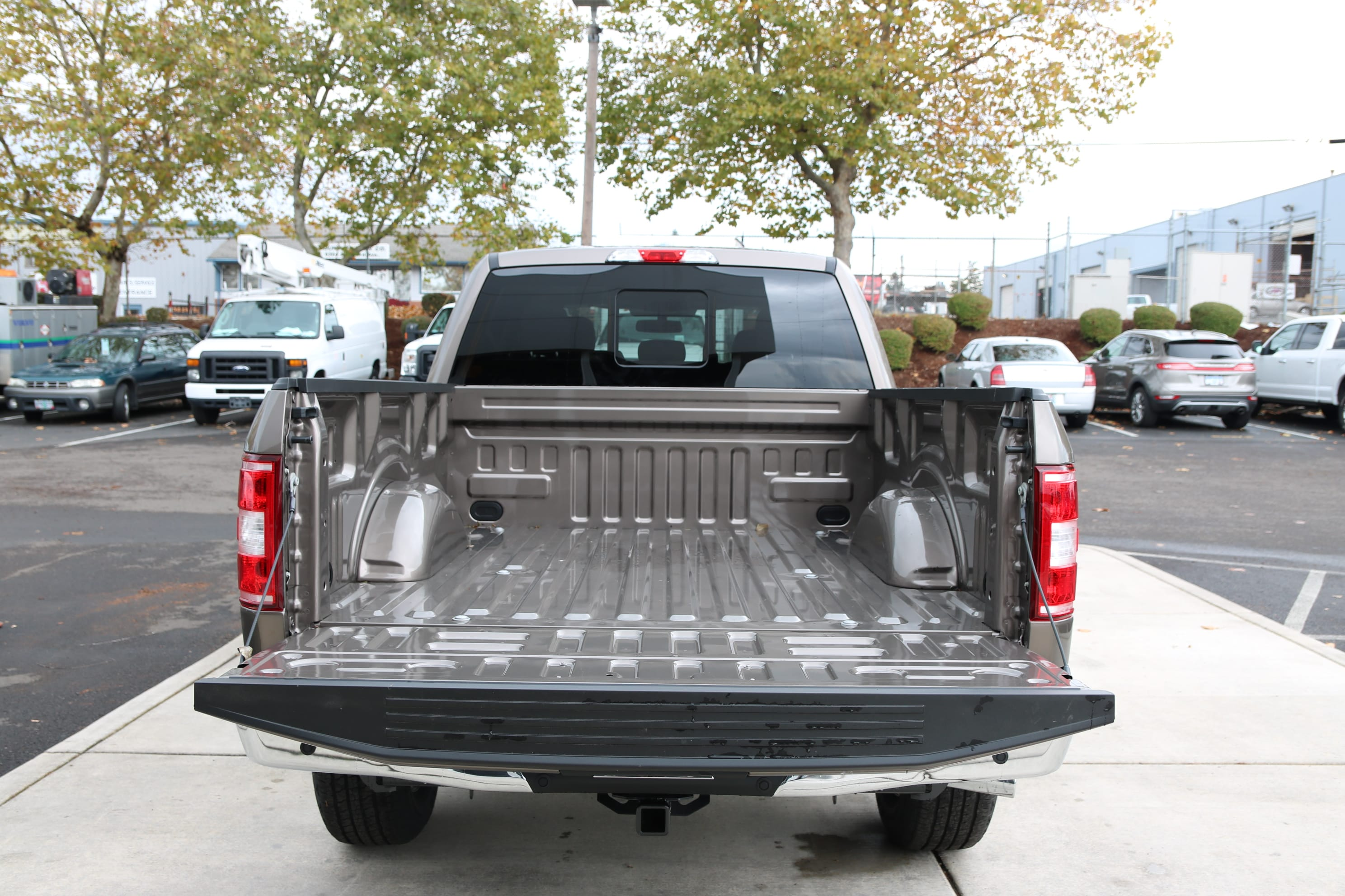 2018 F-150 Crew Cab 4x4 Pickup #83442 - photo 7