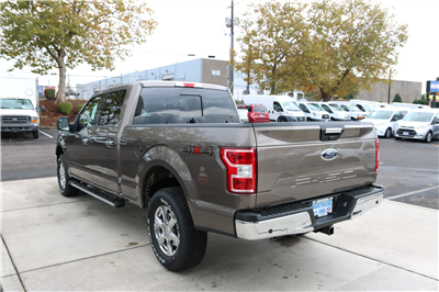 2018 F-150 Crew Cab 4x4 Pickup #83442 - photo 2