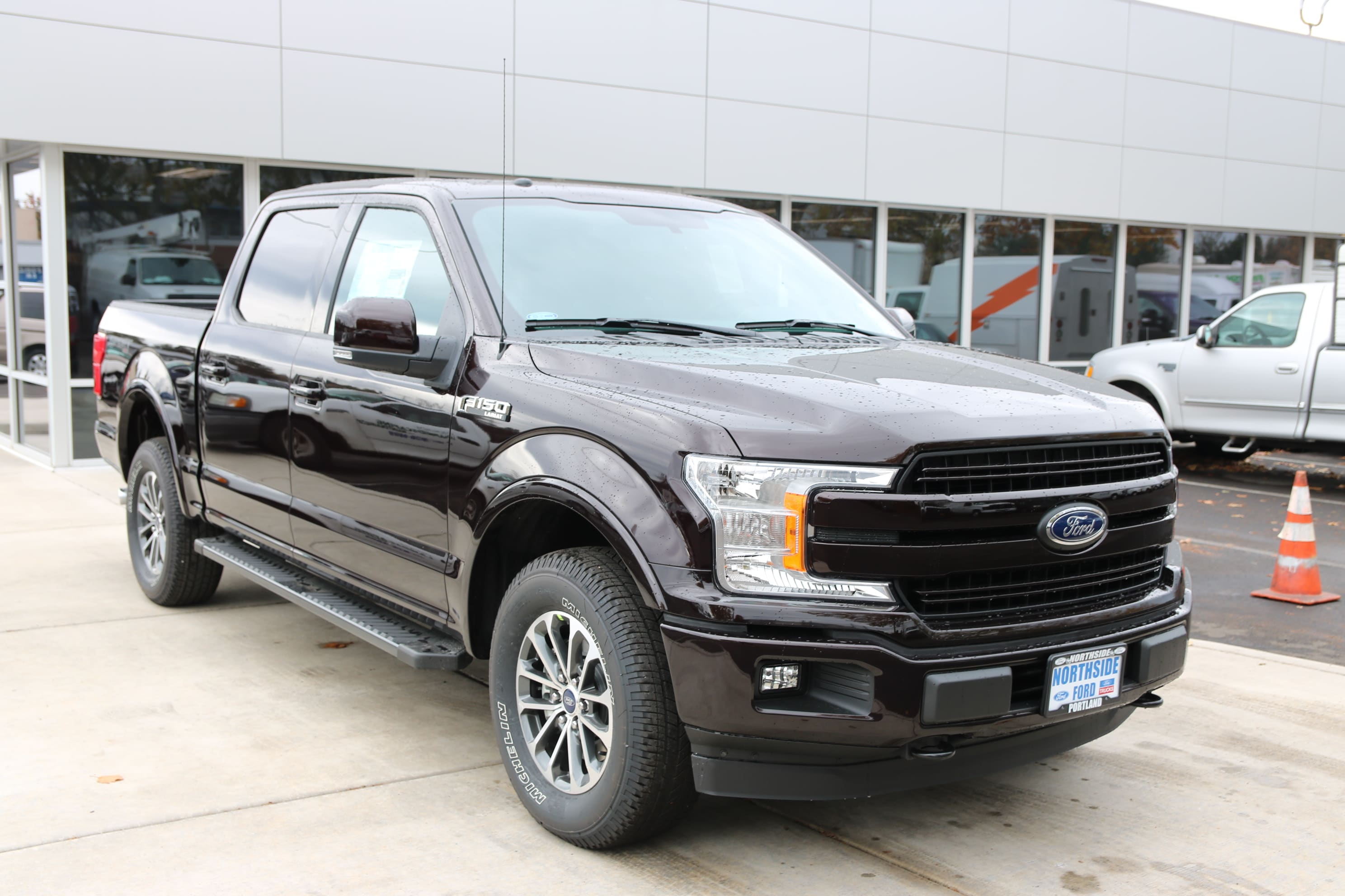 2018 F-150 Crew Cab 4x4 Pickup #83445 - photo 3