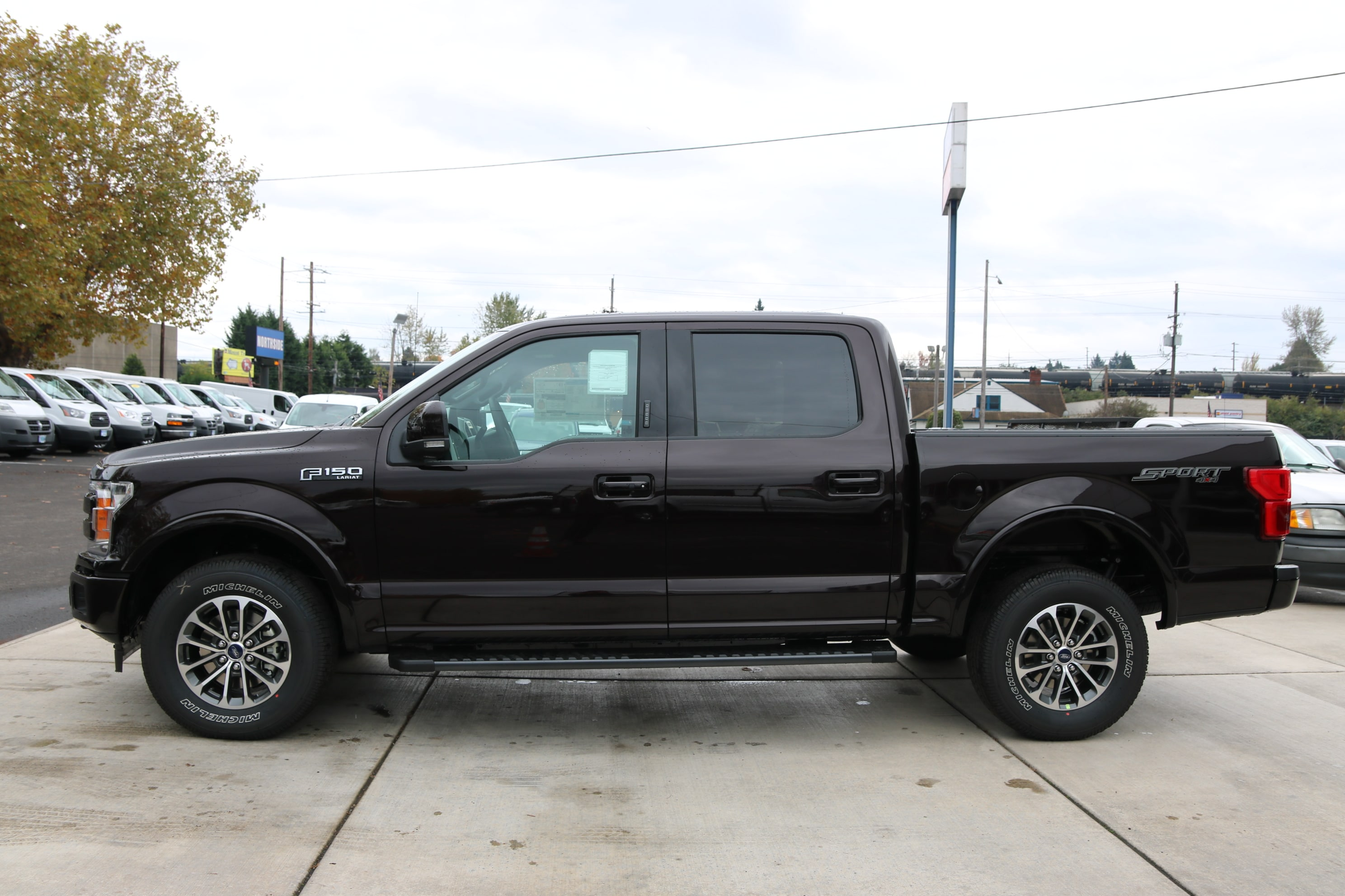 2018 F-150 Crew Cab 4x4 Pickup #83445 - photo 5