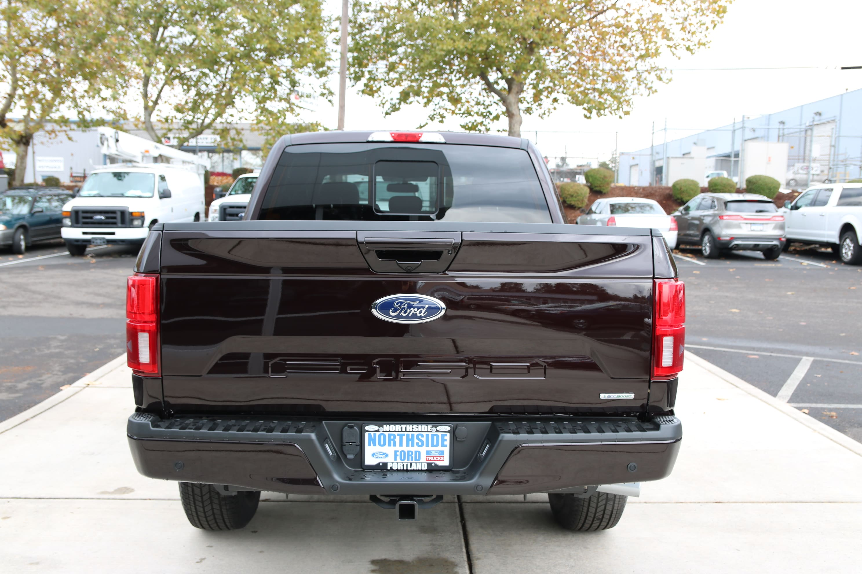 2018 F-150 Crew Cab 4x4 Pickup #83445 - photo 6