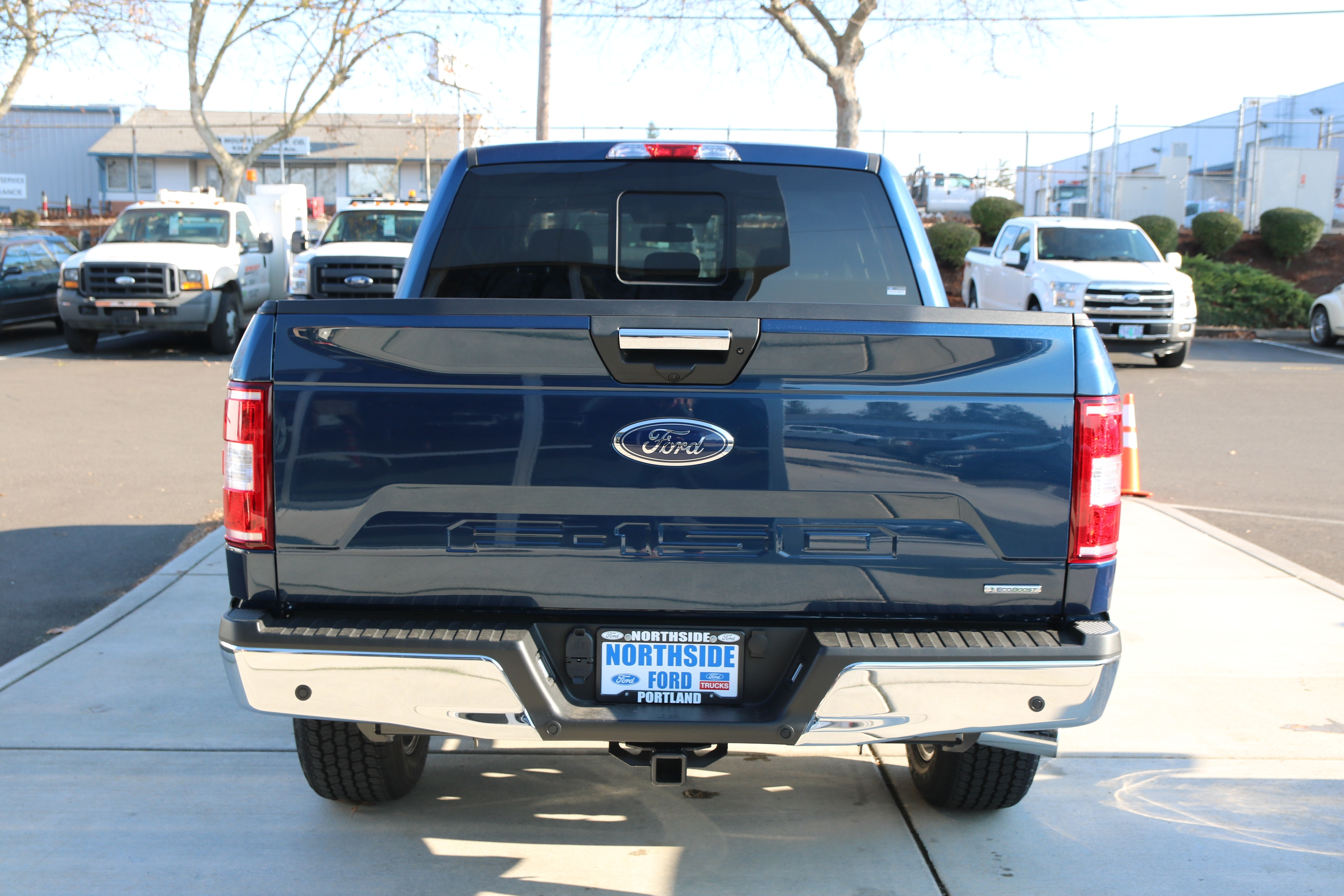 2018 F-150 Crew Cab 4x4 Pickup #83473 - photo 6