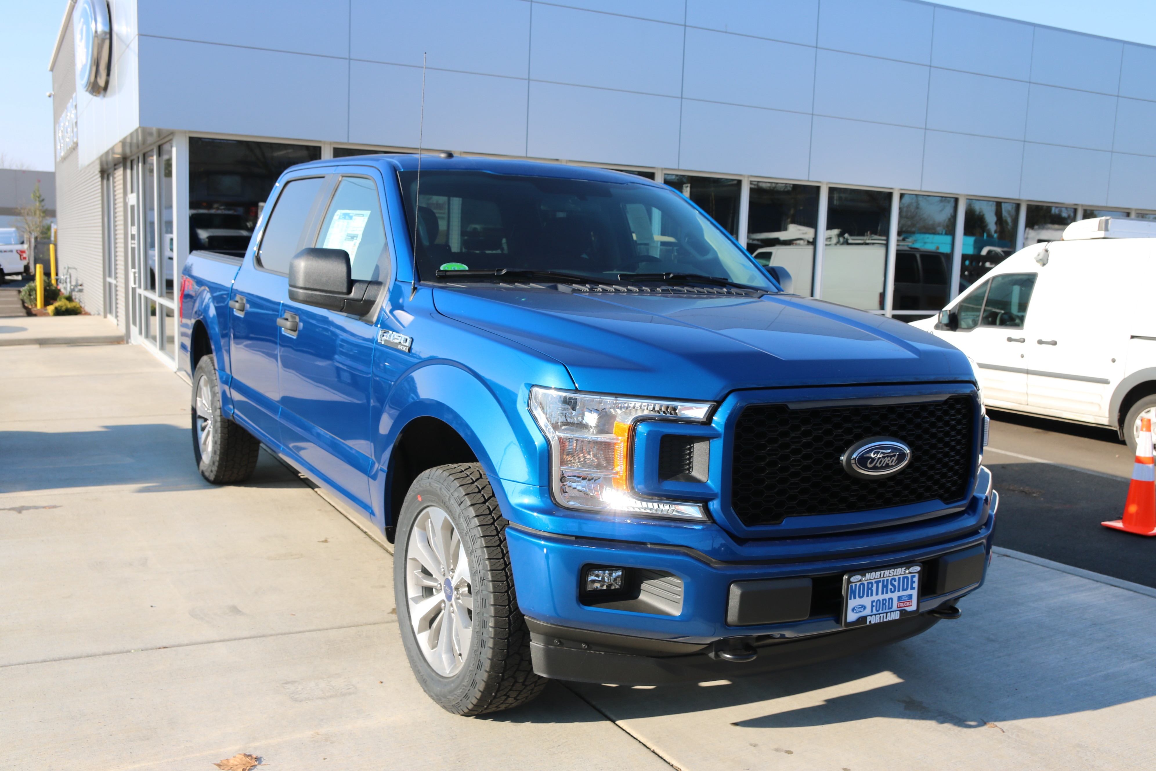 2018 F-150 Crew Cab 4x4 Pickup #83490 - photo 3
