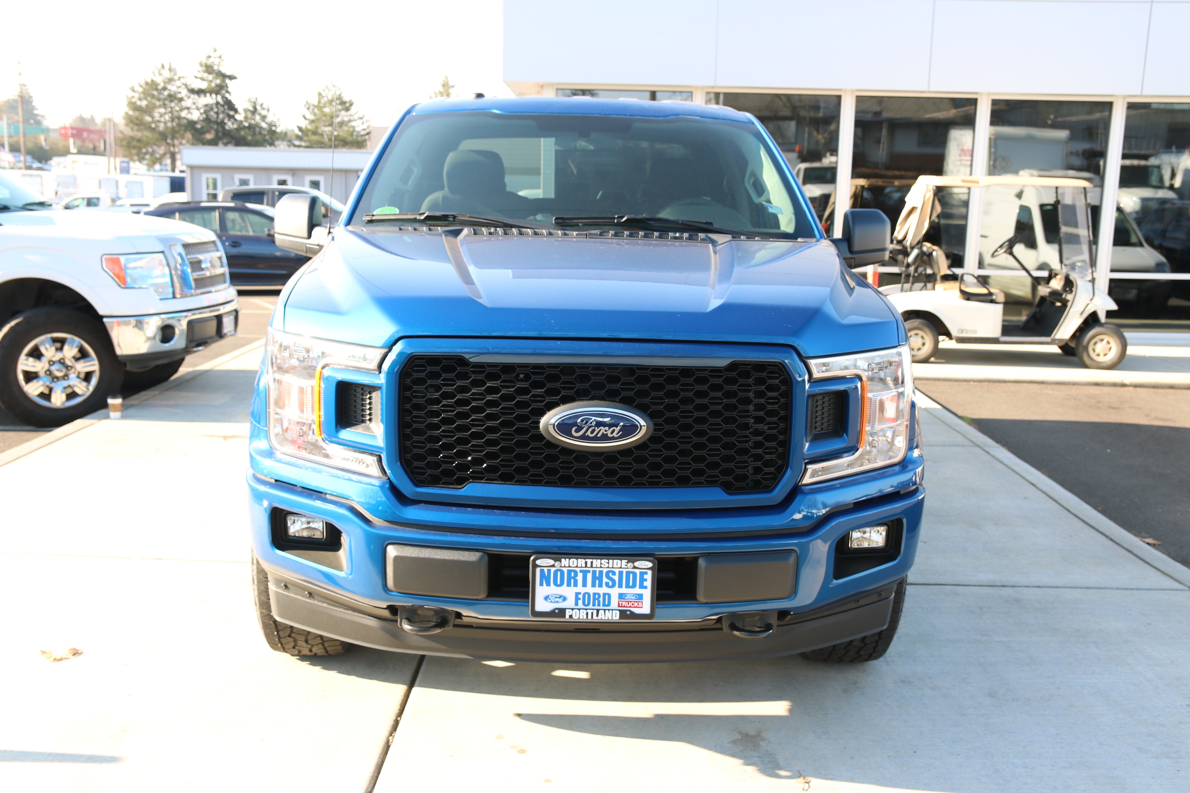 2018 F-150 Crew Cab 4x4 Pickup #83490 - photo 4