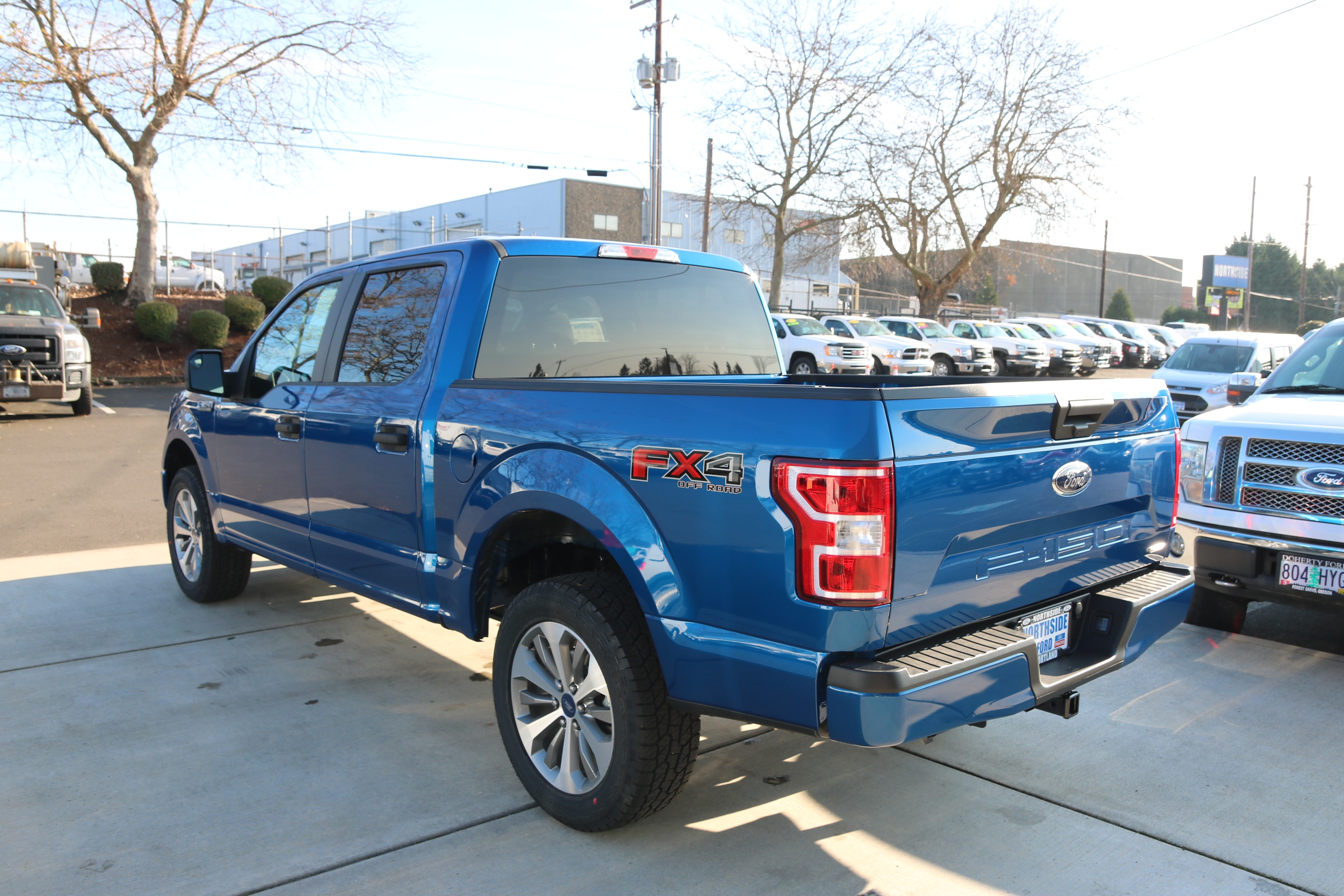 2018 F-150 Crew Cab 4x4 Pickup #83490 - photo 2