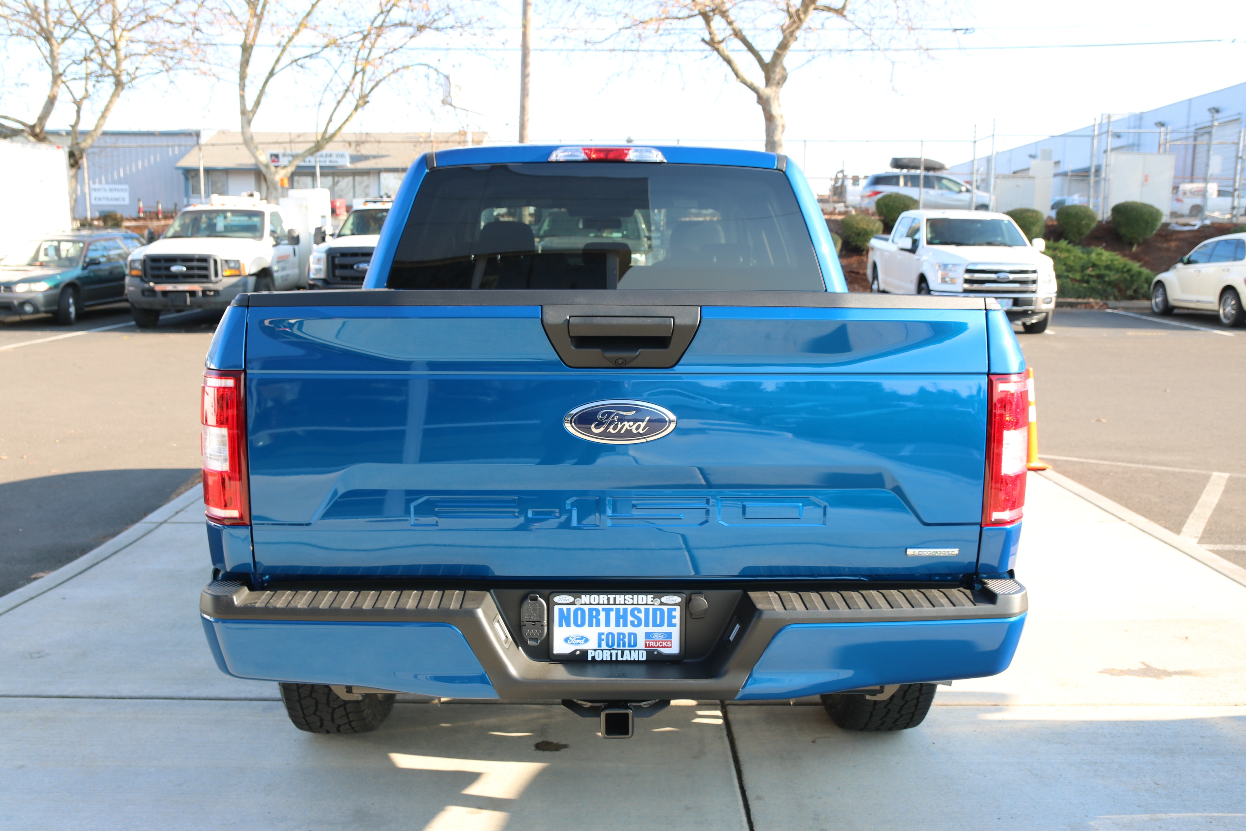2018 F-150 Crew Cab 4x4 Pickup #83490 - photo 6