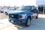 2018 F-150 Crew Cab 4x4, Pickup #83490 - photo 1