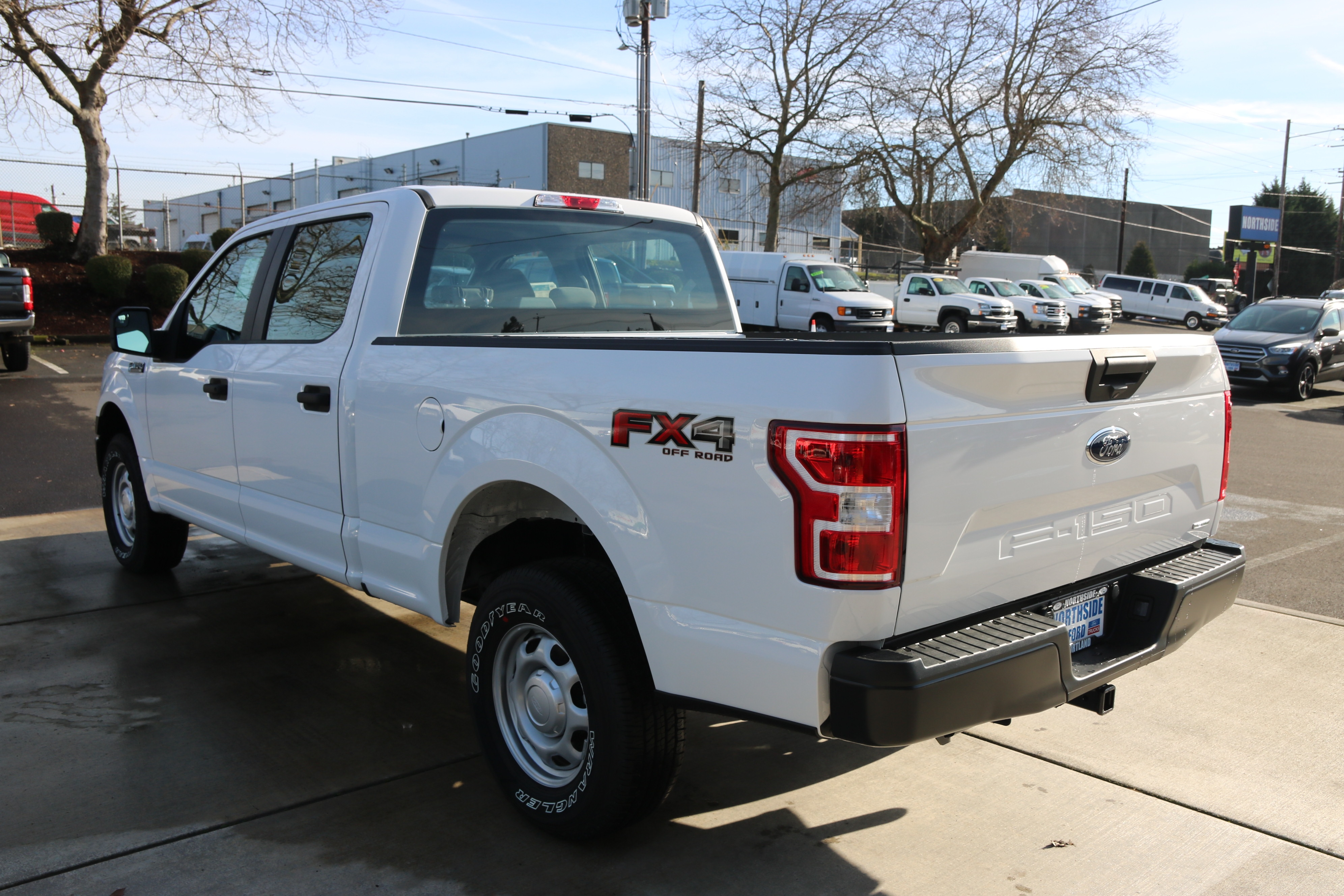 2018 F-150 Crew Cab 4x4, Pickup #83512 - photo 2