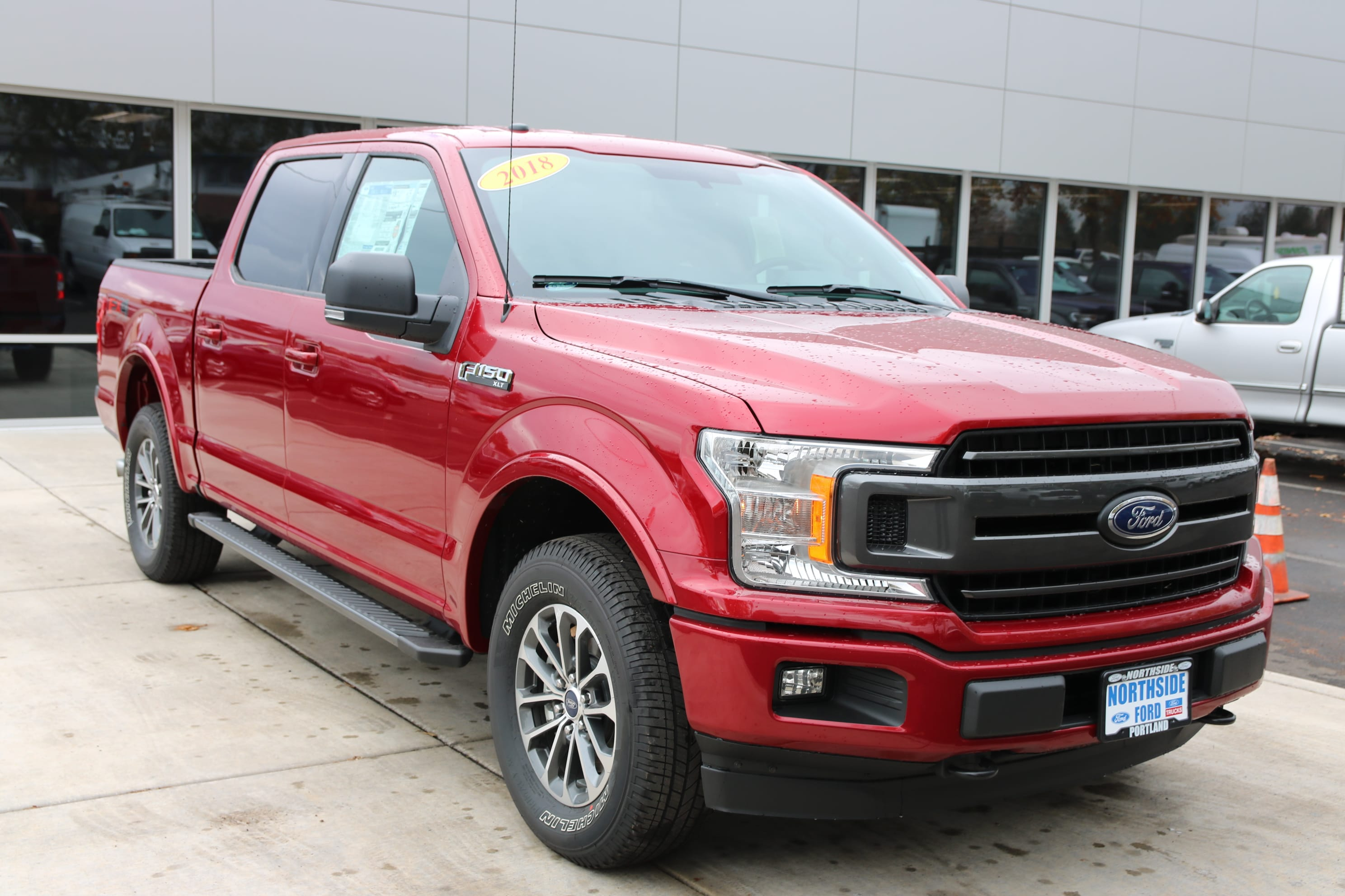 2018 F-150 Crew Cab 4x4 Pickup #83516 - photo 3