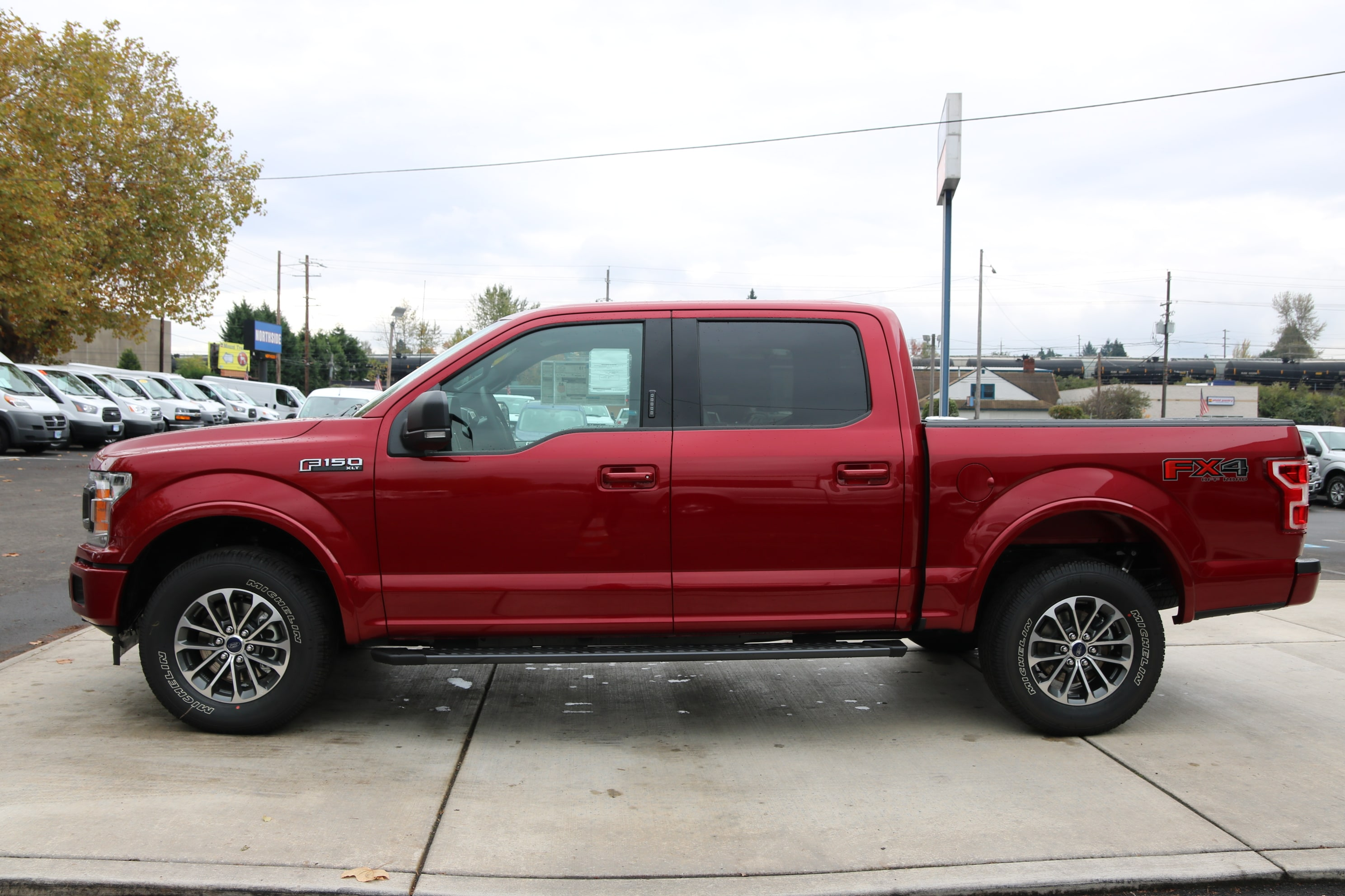 2018 F-150 Crew Cab 4x4 Pickup #83516 - photo 5