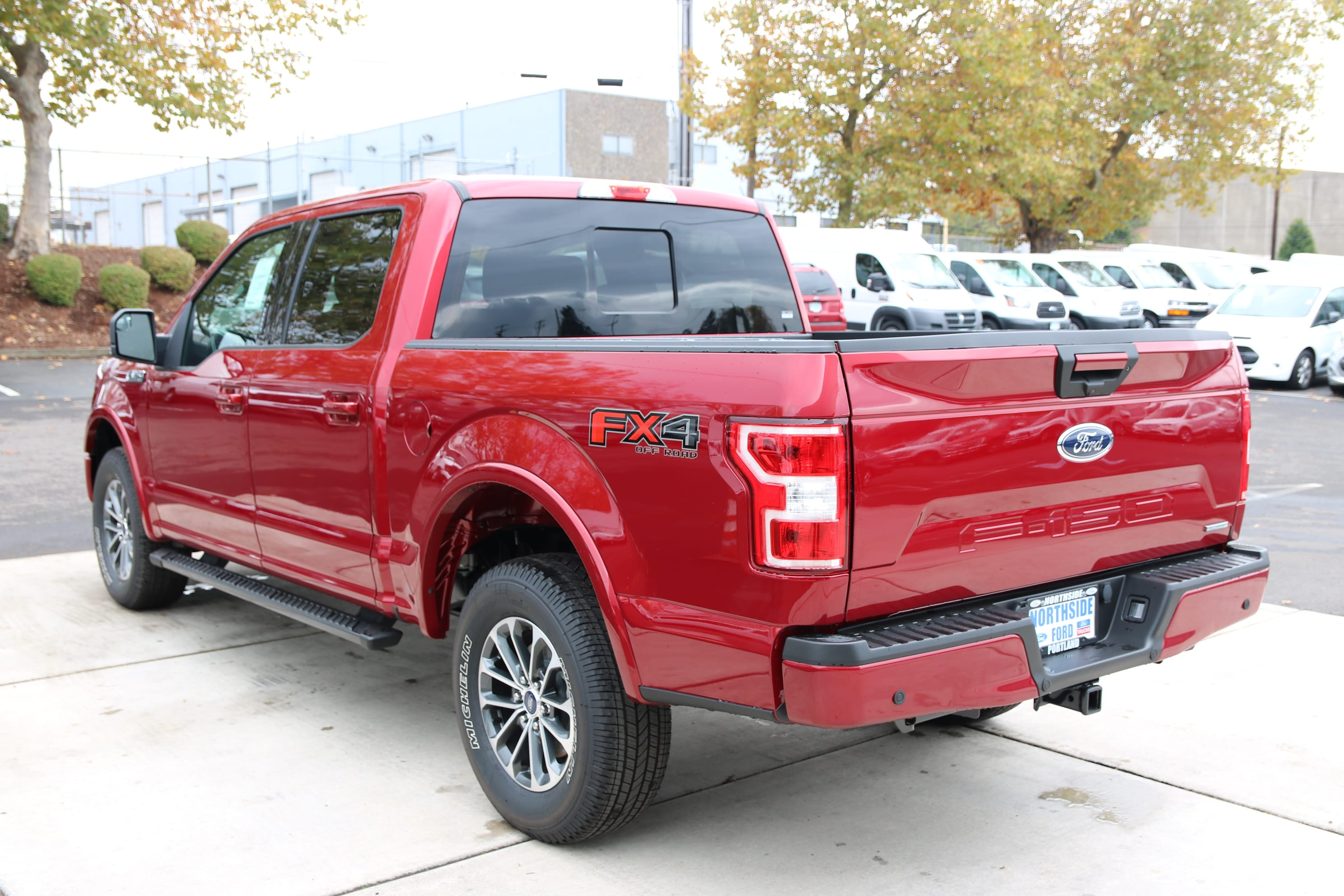 2018 F-150 Crew Cab 4x4 Pickup #83516 - photo 2