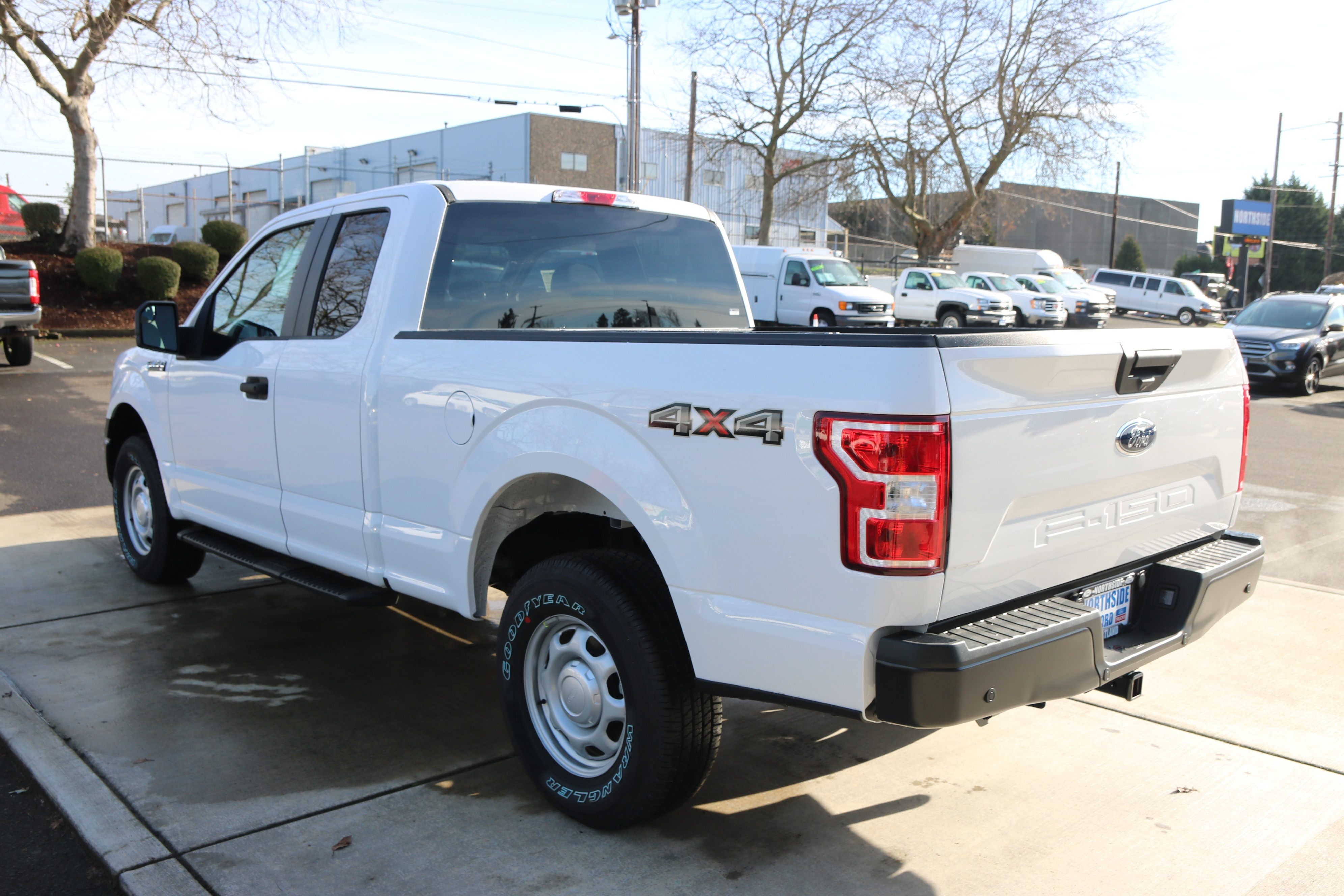 2018 F-150 Super Cab 4x4, Pickup #83531 - photo 2