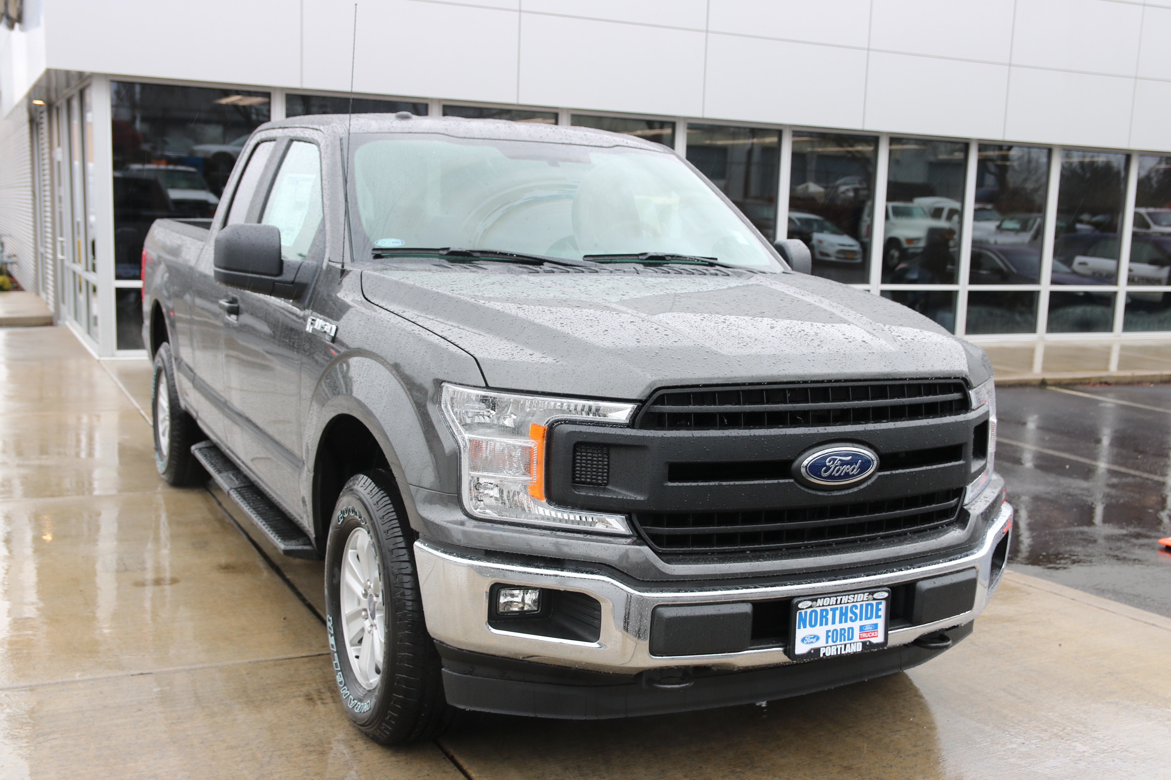 2018 F-150 Super Cab 4x4, Pickup #83533 - photo 3