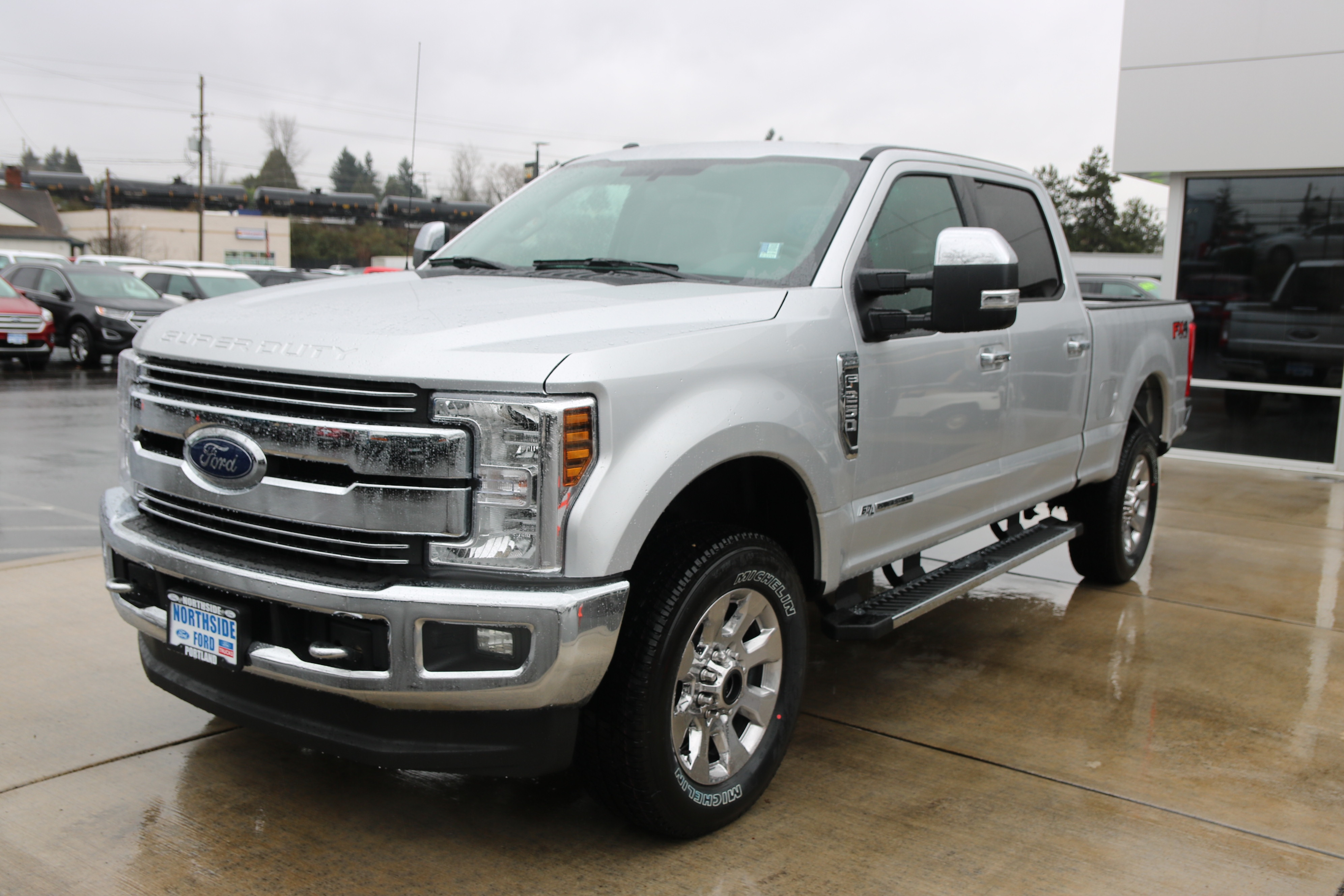 2018 F-250 Crew Cab 4x4, Pickup #83541 - photo 1