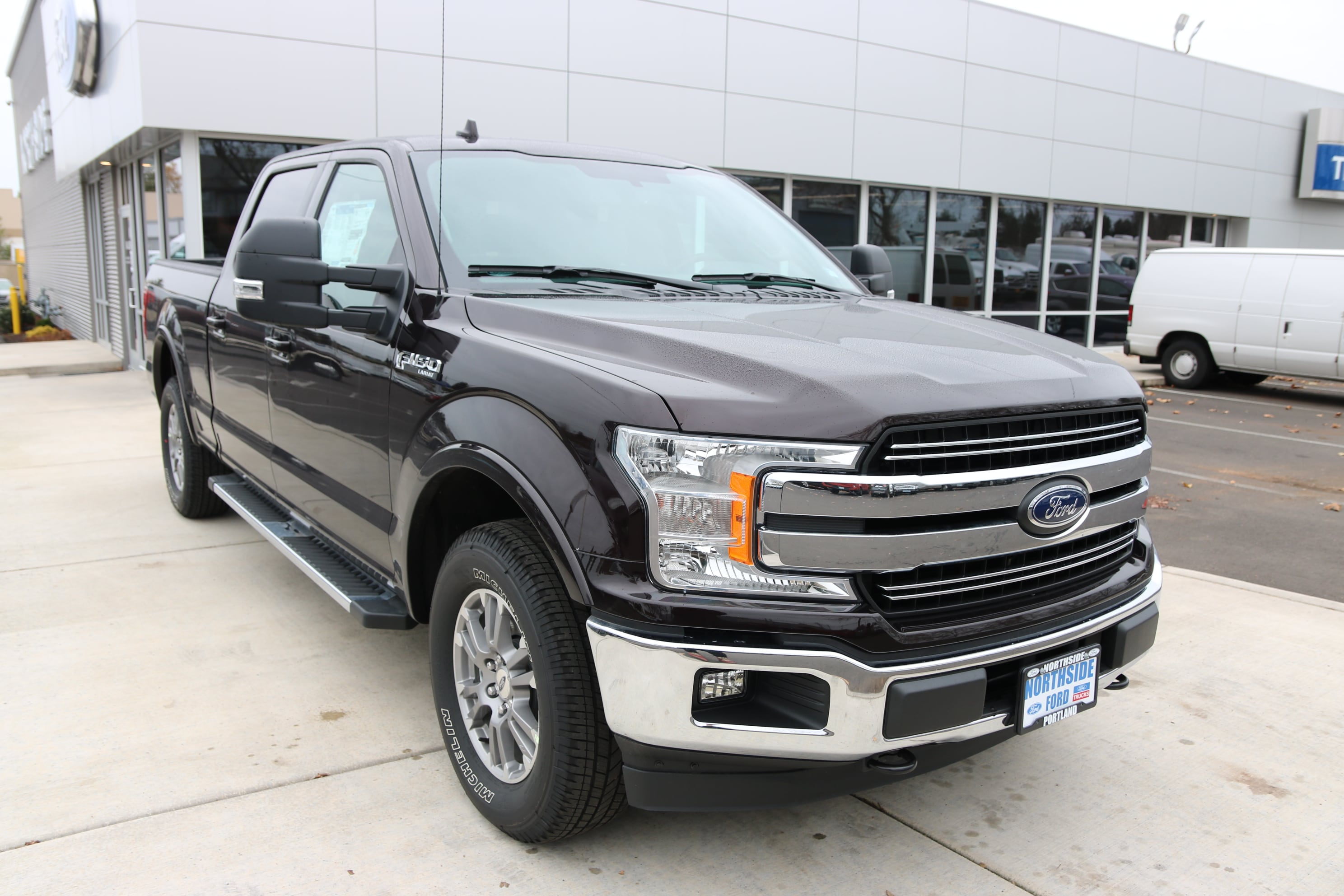 2018 F-150 Crew Cab 4x4 Pickup #83543 - photo 3