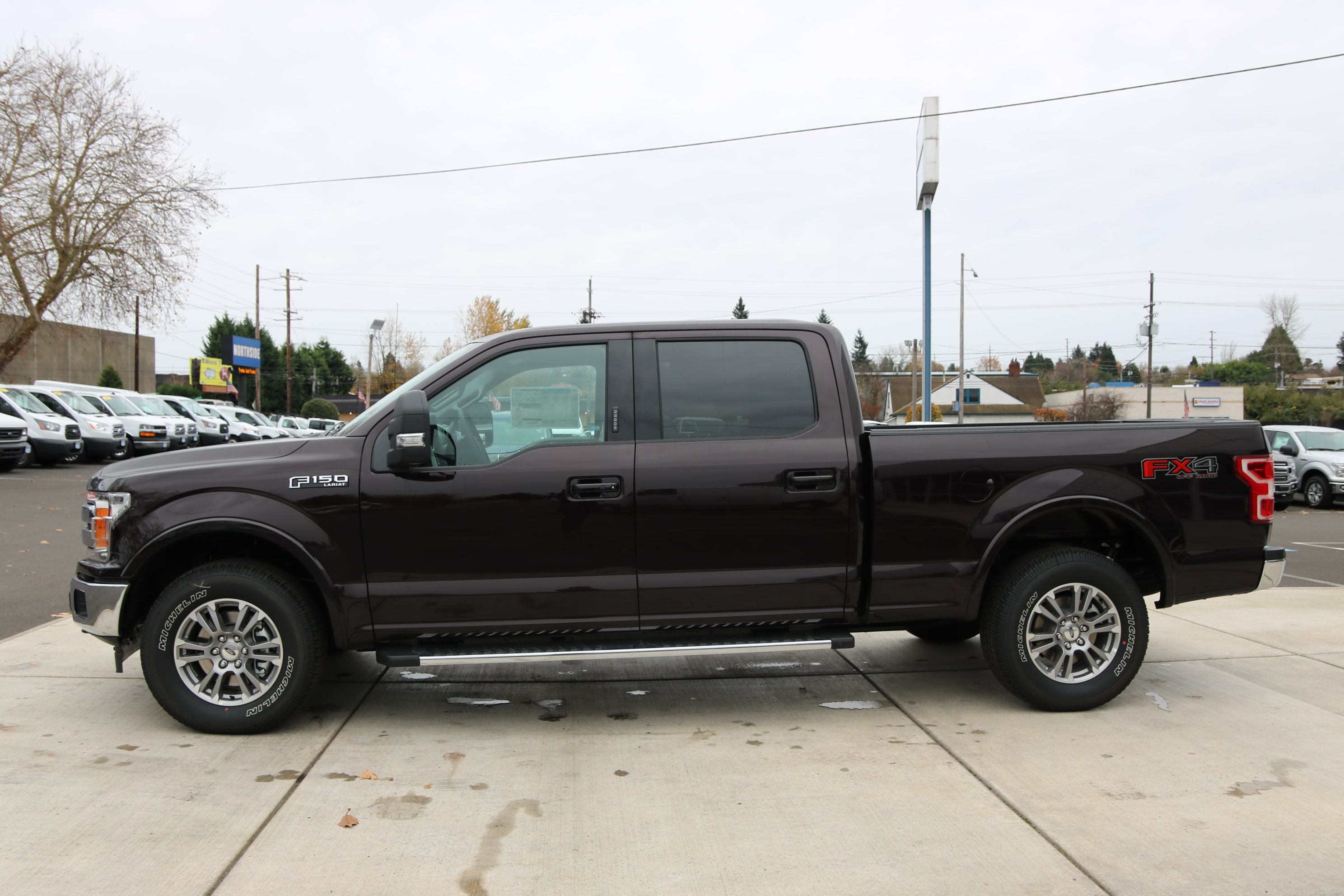 2018 F-150 Crew Cab 4x4 Pickup #83543 - photo 5