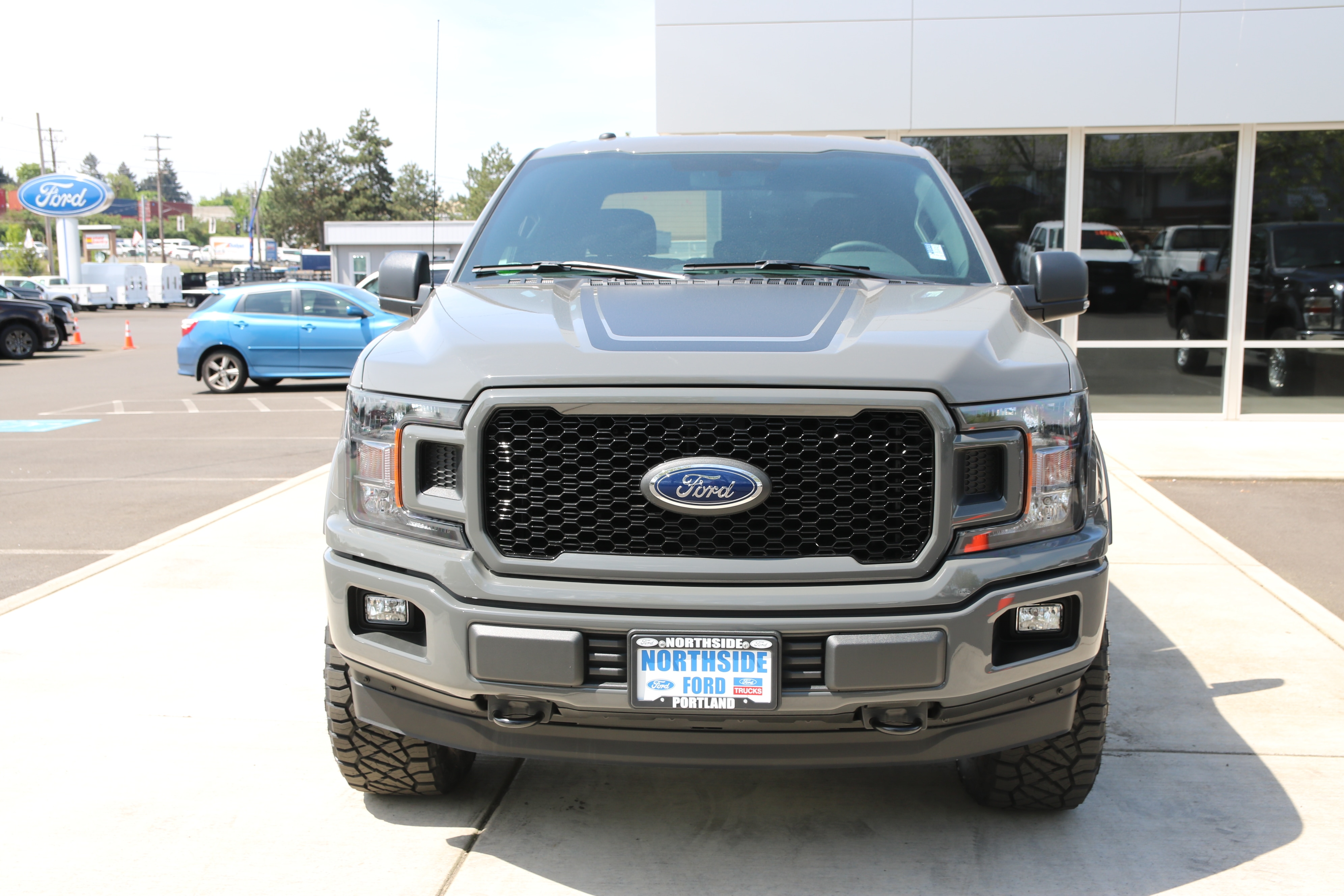 2018 F-150 SuperCrew Cab 4x4,  Pickup #83549 - photo 3