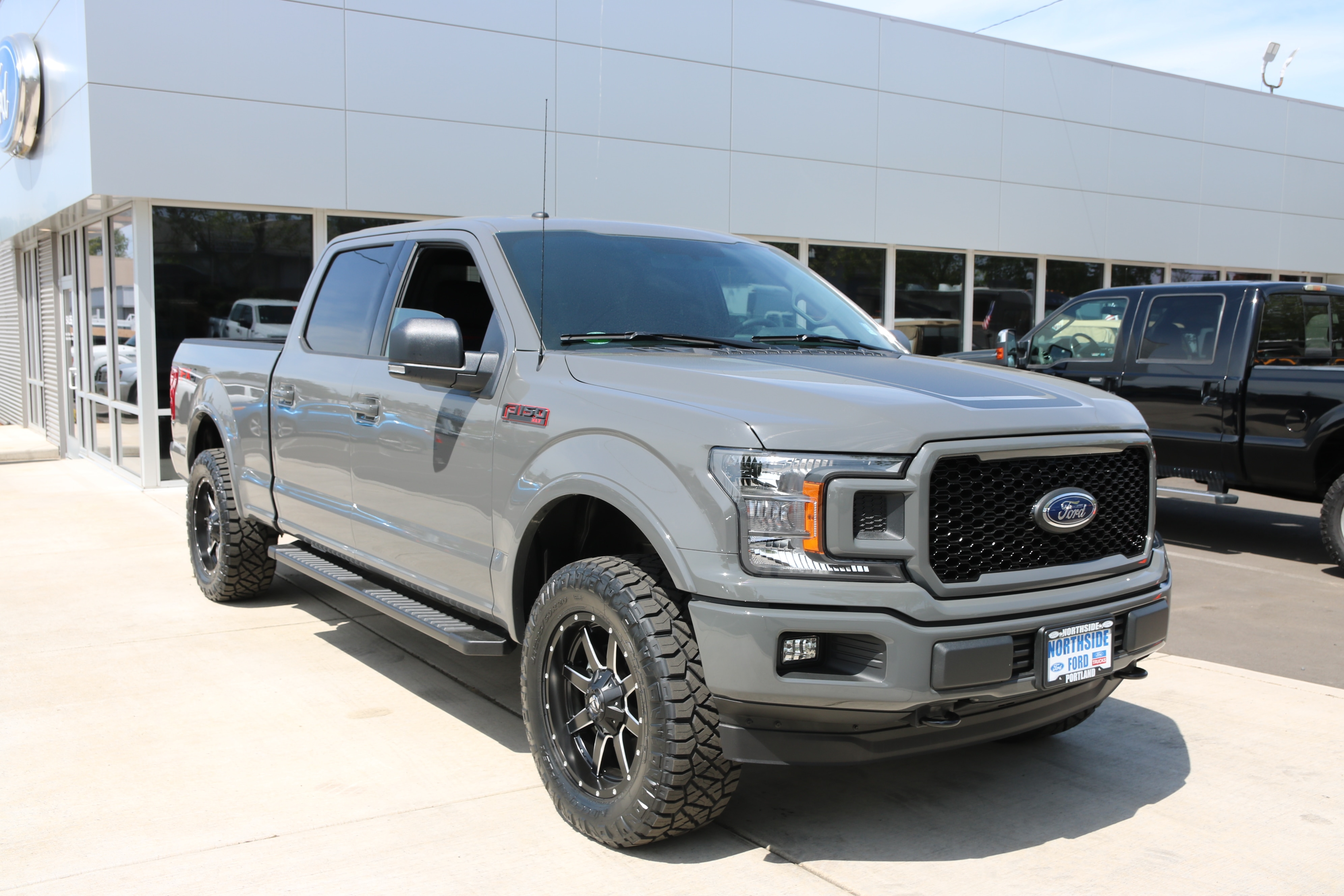 2018 F-150 SuperCrew Cab 4x4,  Pickup #83549 - photo 4