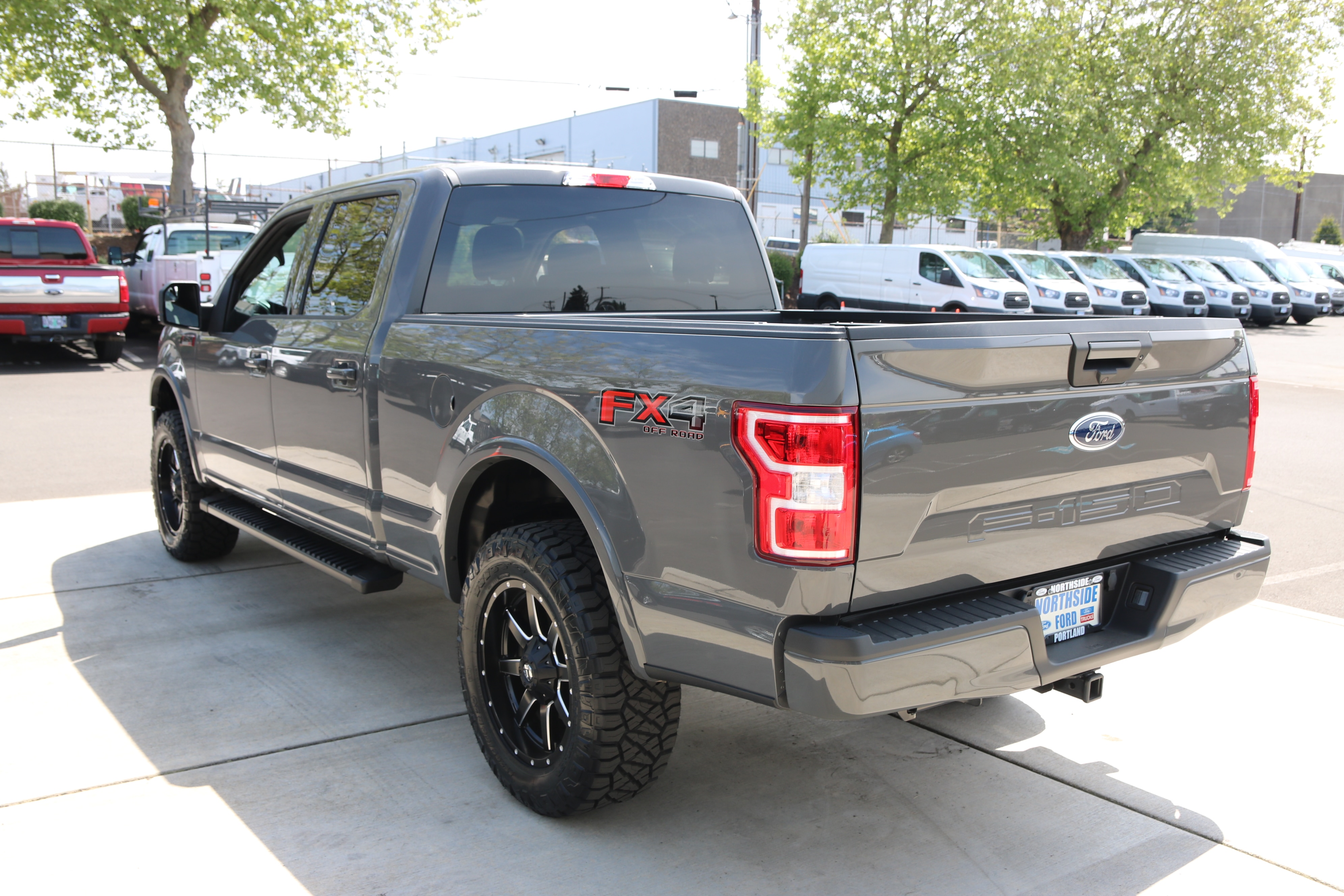 2018 F-150 SuperCrew Cab 4x4,  Pickup #83549 - photo 2
