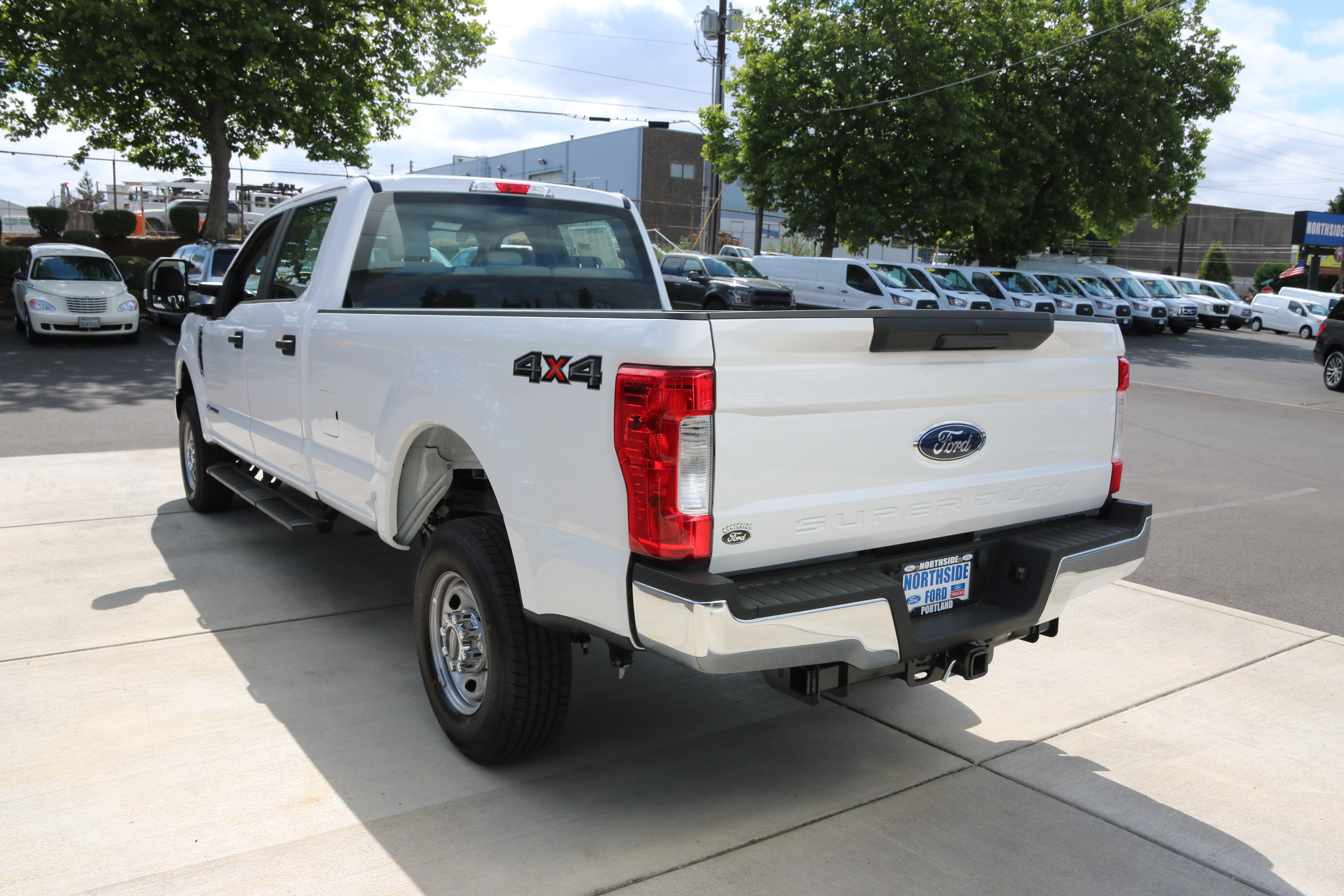 2018 F-250 Crew Cab 4x4,  Pickup #83561 - photo 2
