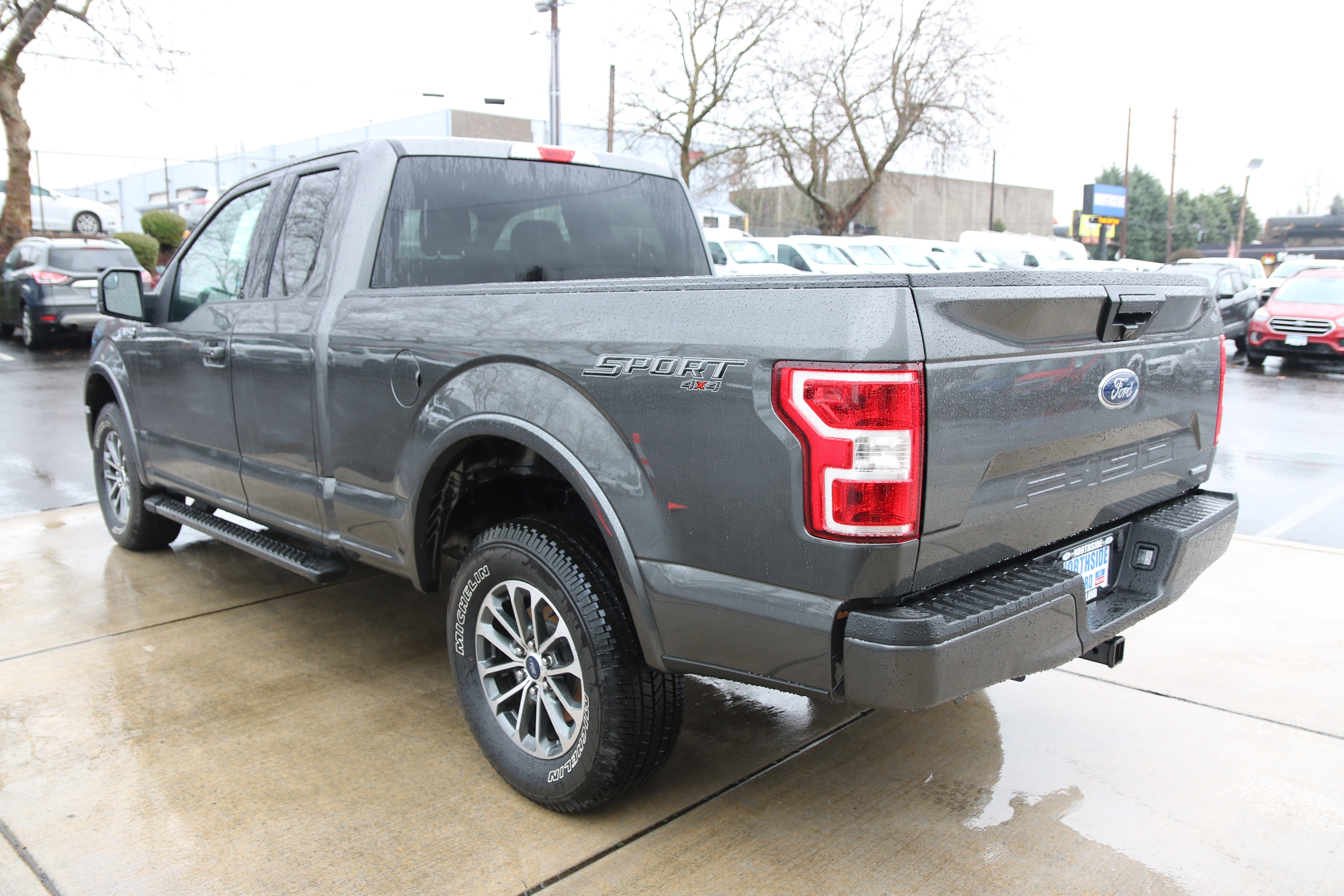2018 F-150 Super Cab 4x4, Pickup #83565 - photo 2