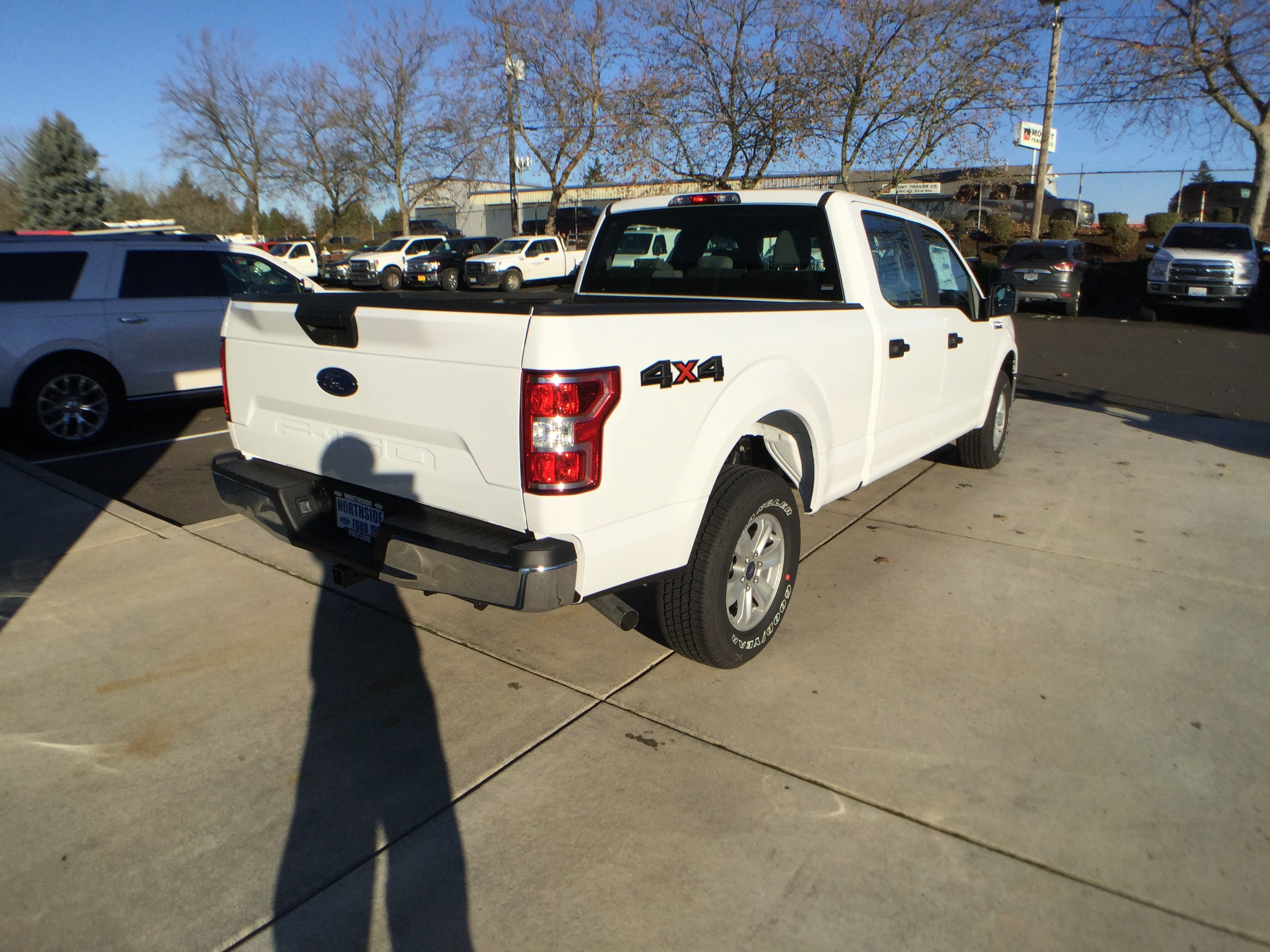 2018 F-150 SuperCrew Cab 4x4,  Pickup #83566 - photo 3