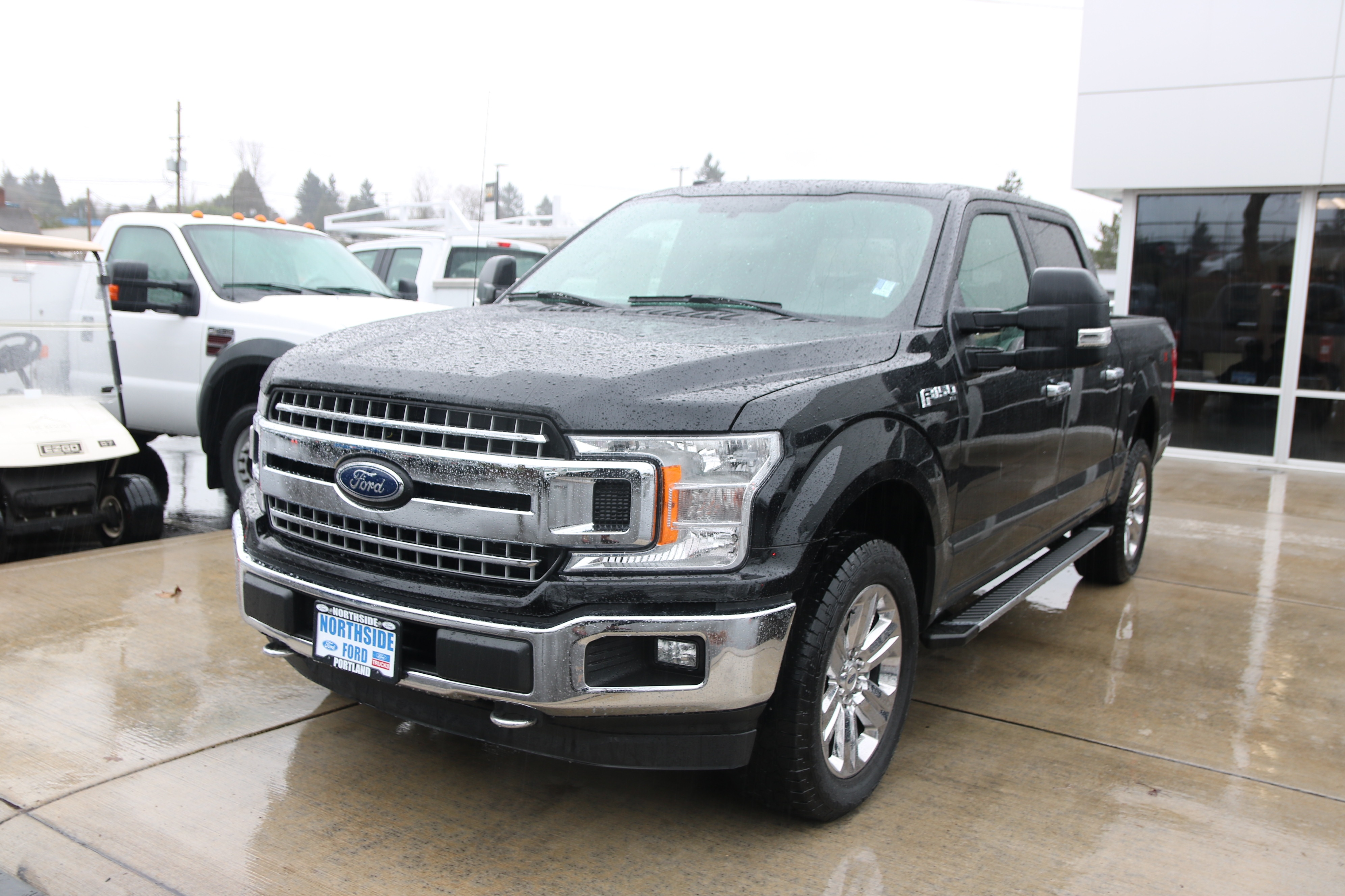 2018 F-150 Crew Cab 4x4 Pickup #83585 - photo 1