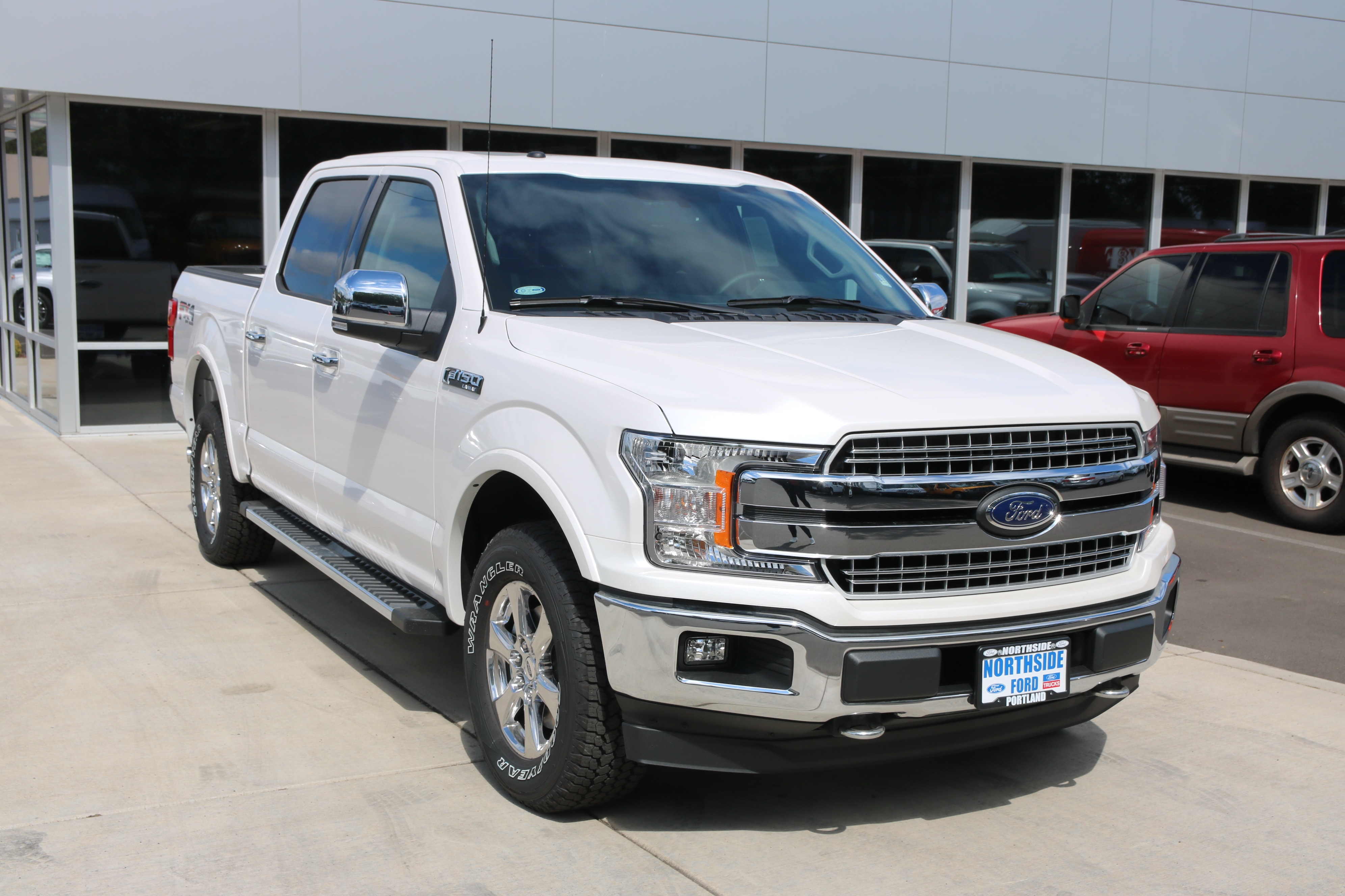 2018 F-150 SuperCrew Cab 4x4,  Pickup #83624 - photo 4