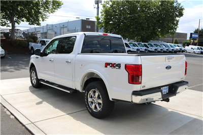 2018 F-150 SuperCrew Cab 4x4,  Pickup #83624 - photo 2