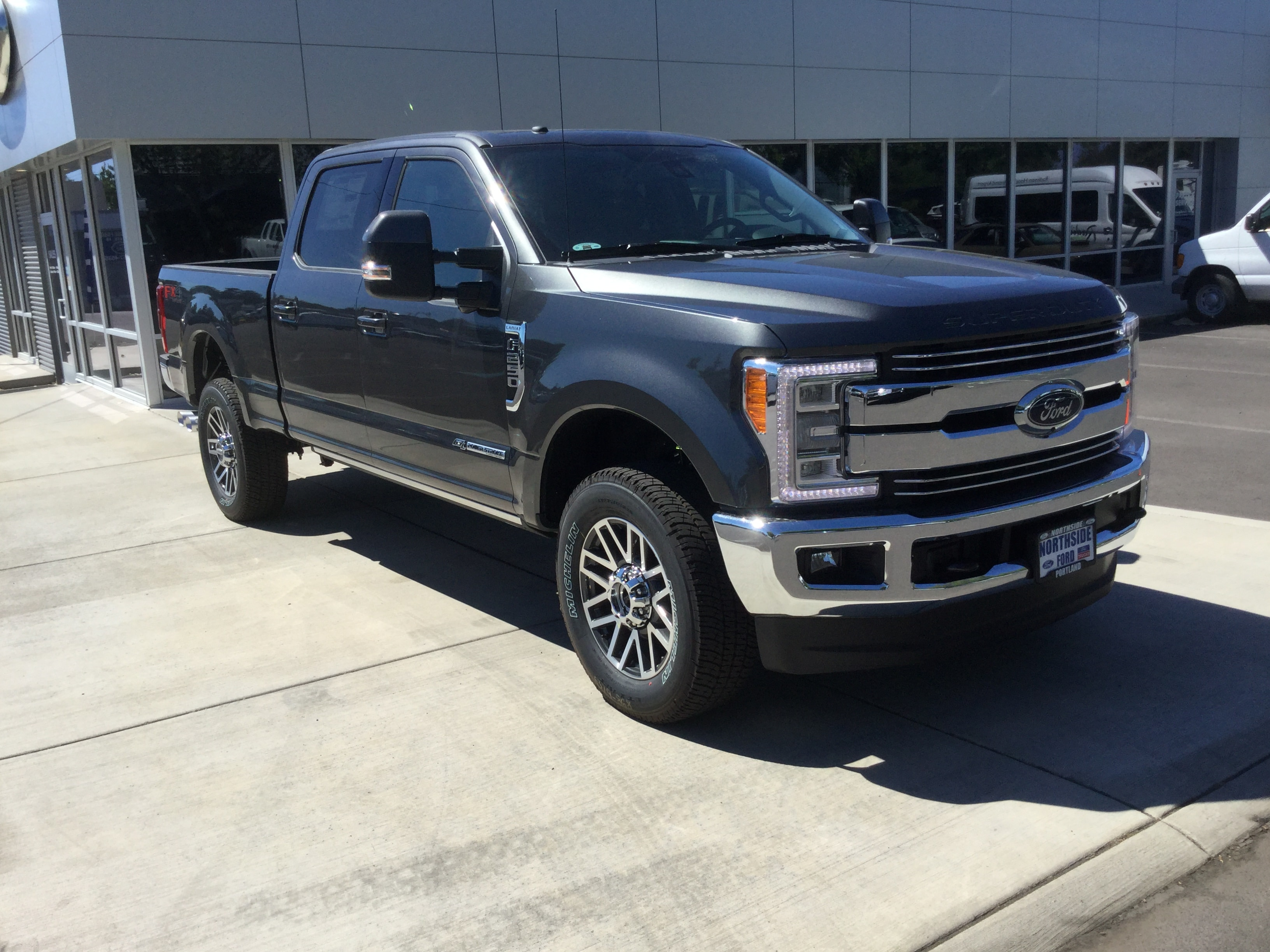 2018 F-250 Crew Cab 4x4,  Pickup #83640 - photo 3