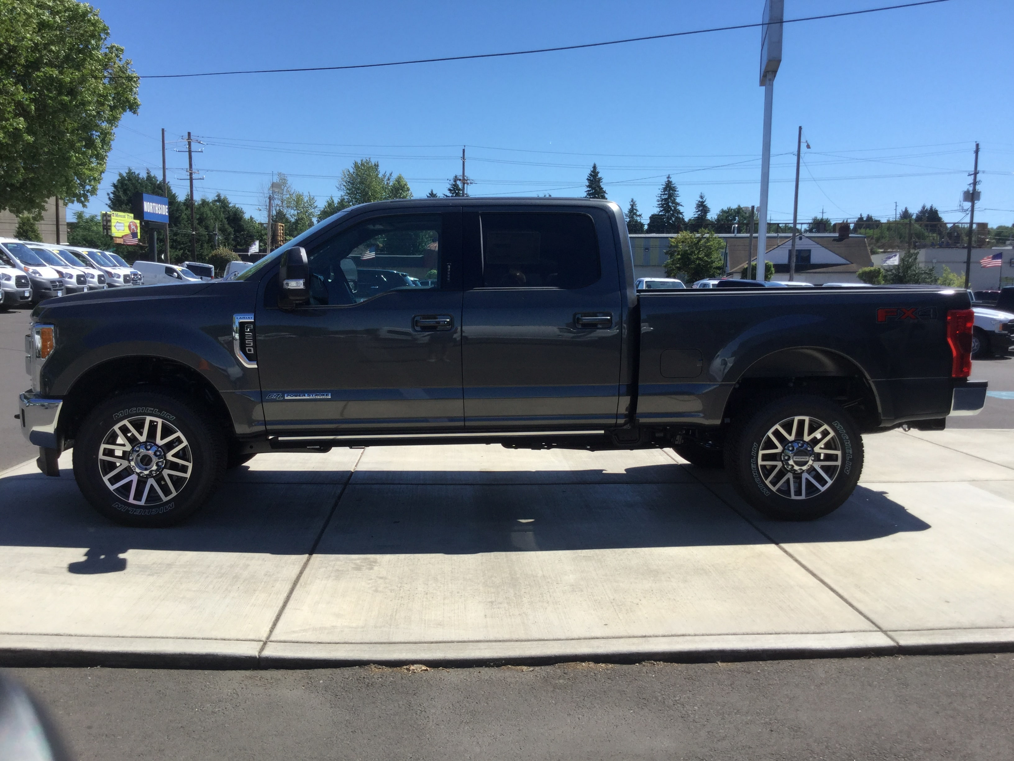 2018 F-250 Crew Cab 4x4,  Pickup #83640 - photo 5