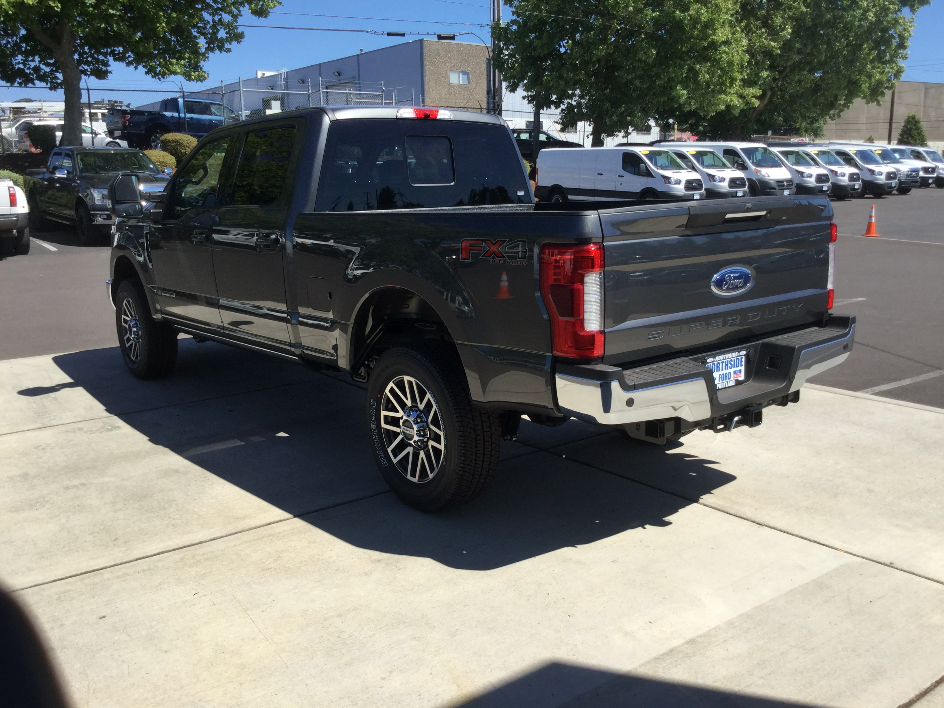 2018 F-250 Crew Cab 4x4,  Pickup #83640 - photo 2