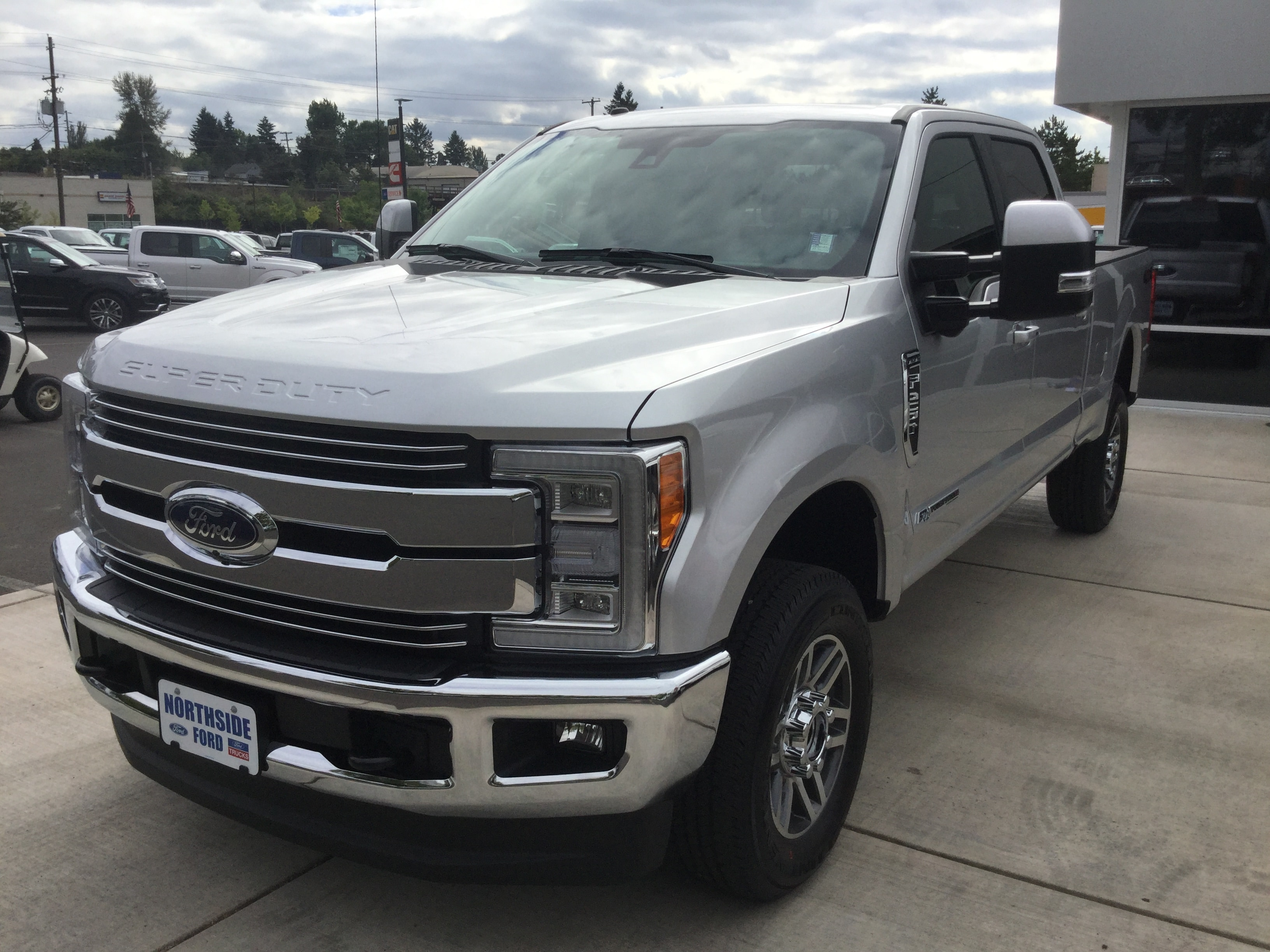 2018 F-250 Crew Cab 4x4,  Pickup #83654 - photo 1