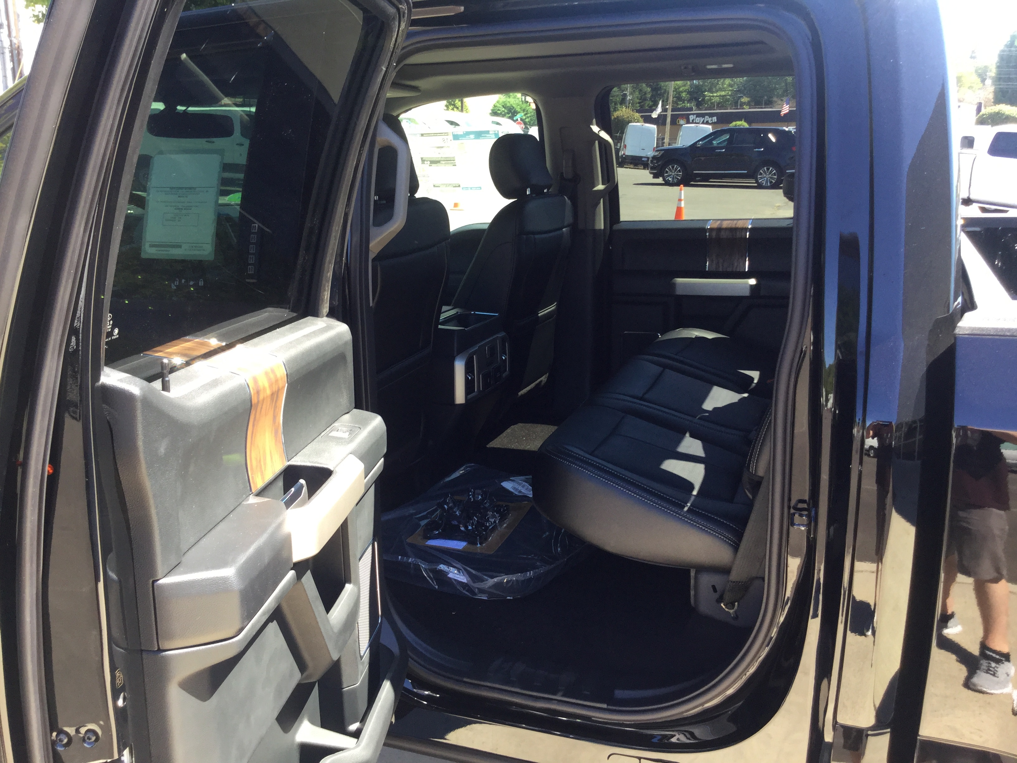2018 F-150 SuperCrew Cab 4x4,  Pickup #83665 - photo 12