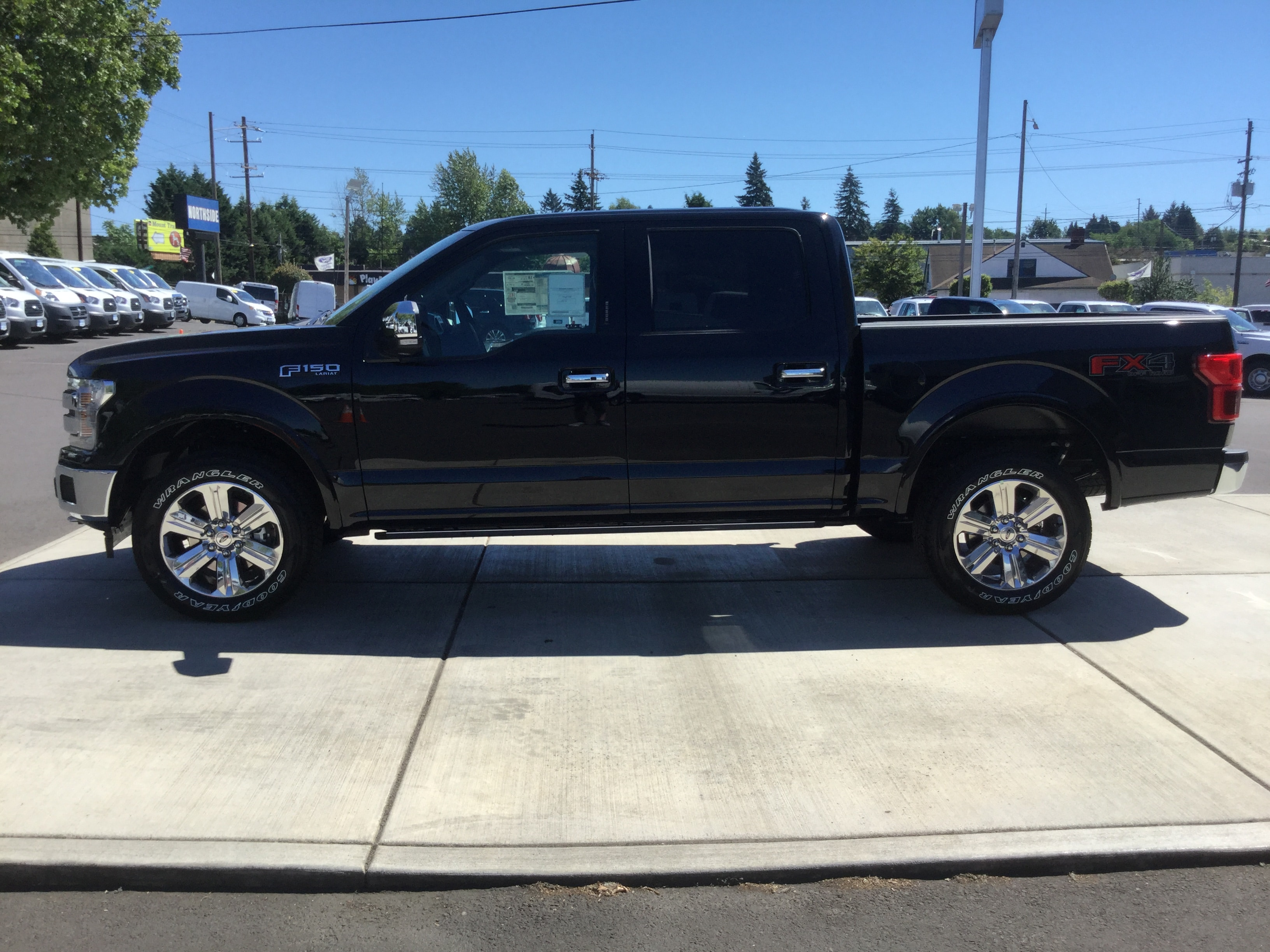 2018 F-150 SuperCrew Cab 4x4,  Pickup #83665 - photo 5