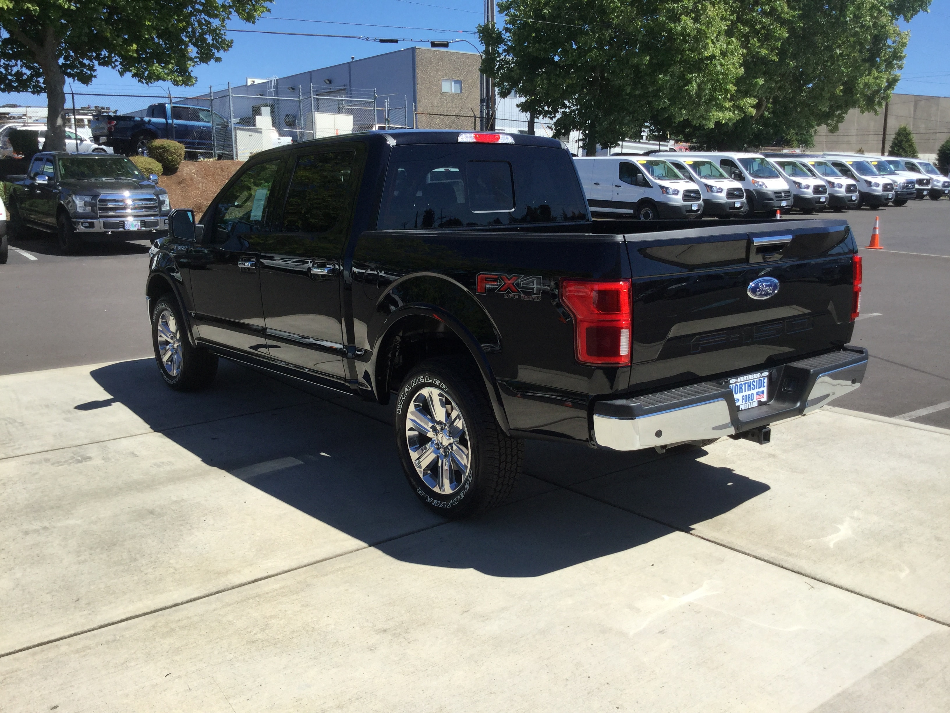 2018 F-150 SuperCrew Cab 4x4,  Pickup #83665 - photo 2