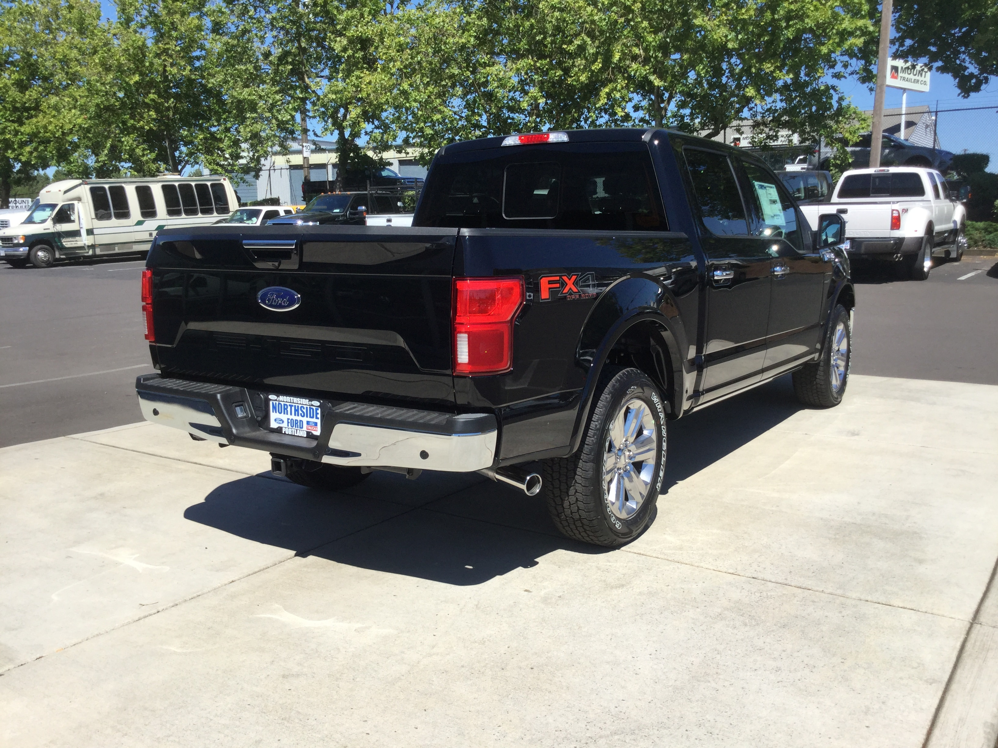 2018 F-150 SuperCrew Cab 4x4,  Pickup #83665 - photo 7